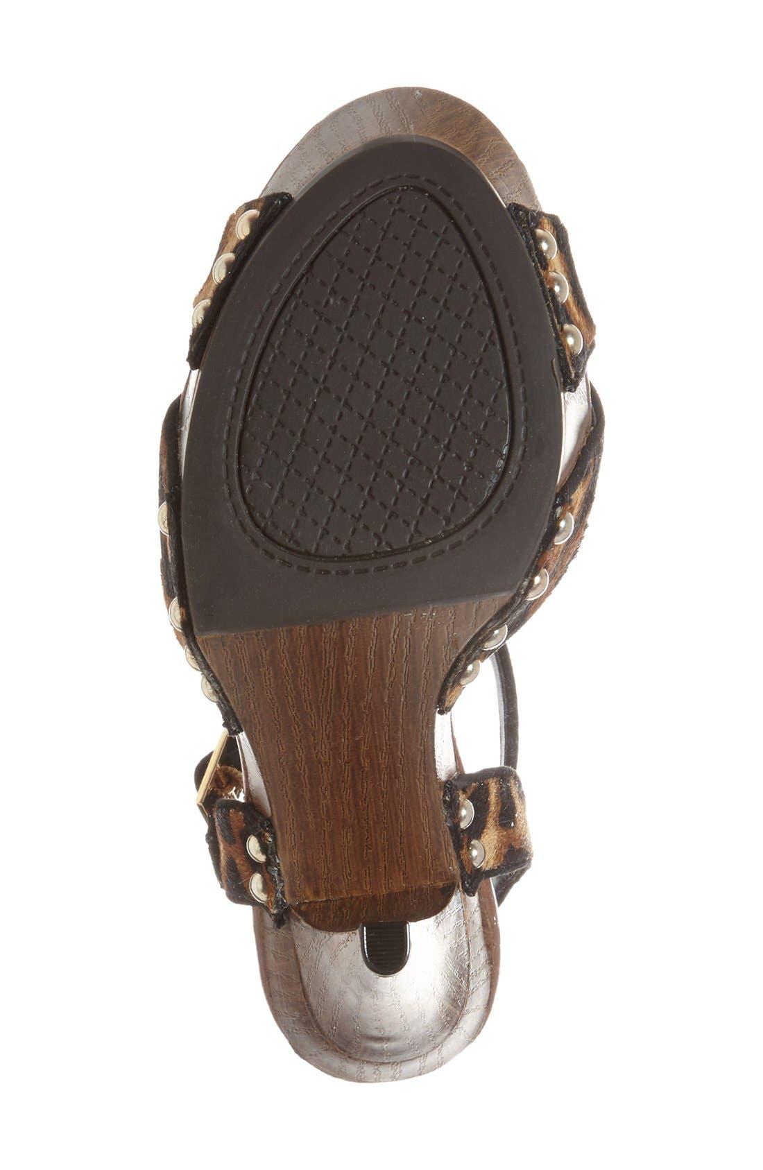 Alternate Image 4  - Jessica Simpson 'Faraday' Platform Sandal (Women)