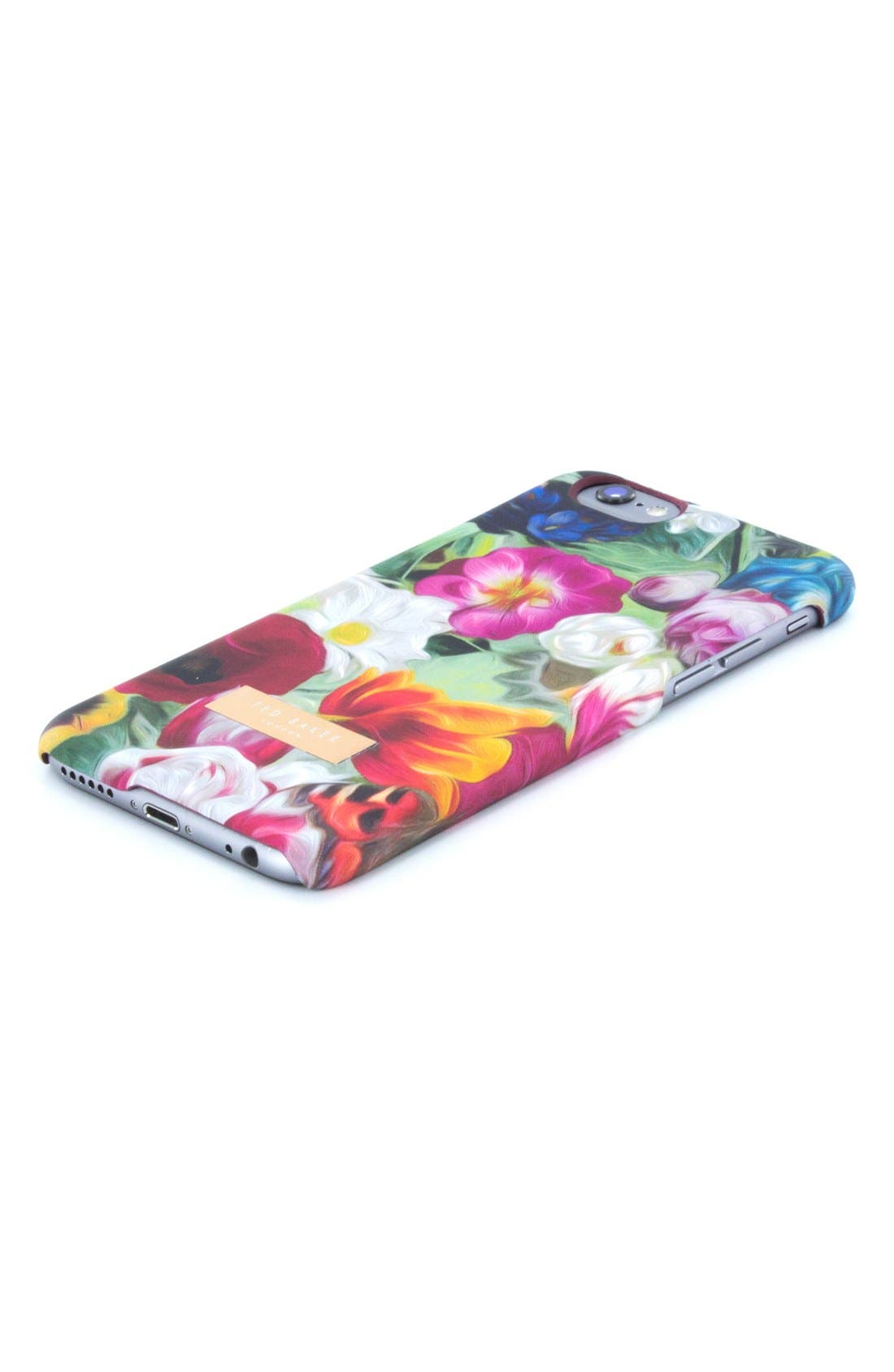 Alternate Image 4  - Ted Baker London iPhone Floral Swirl 6/6s Case
