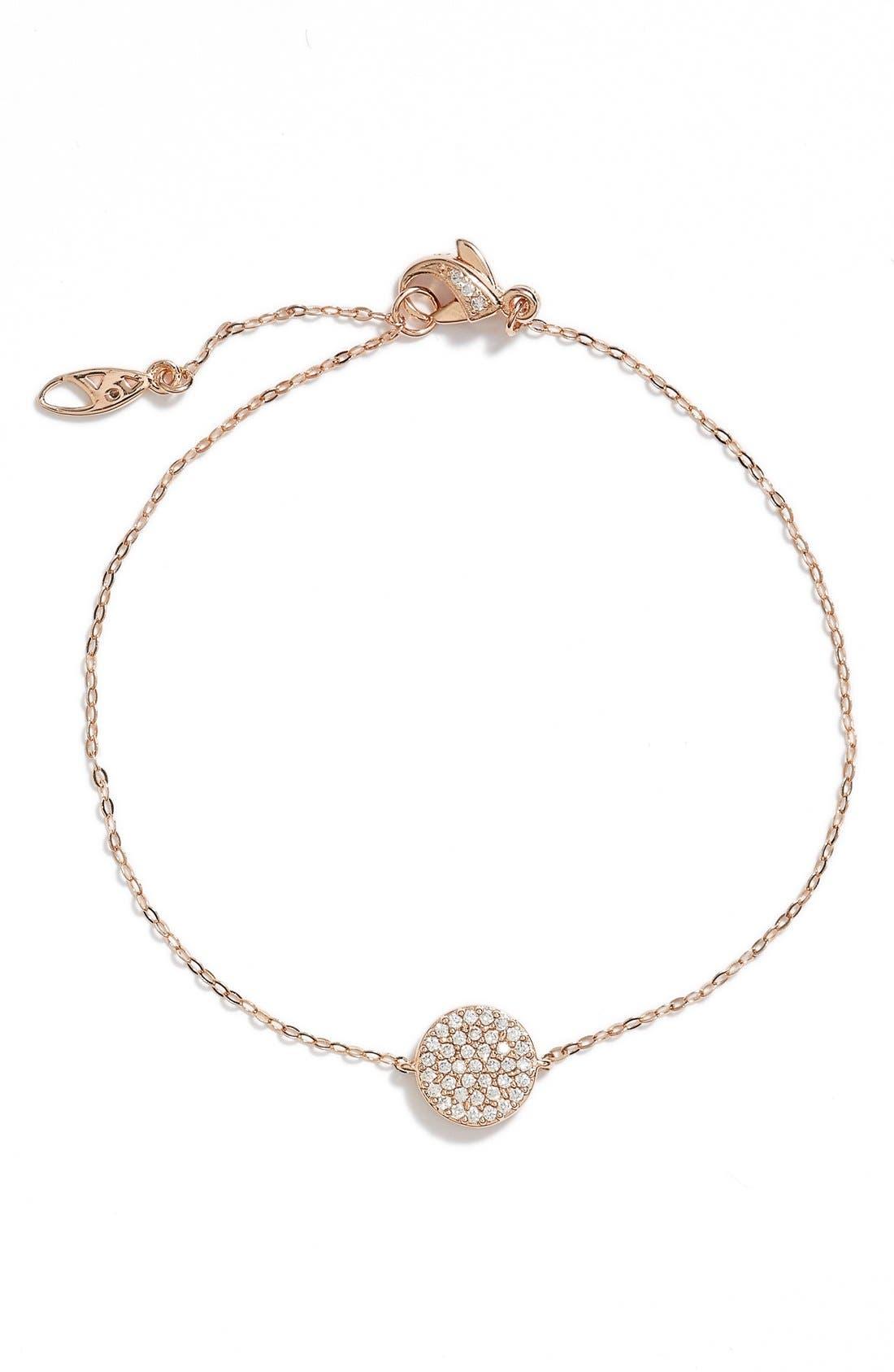 Alternate Image 1 Selected - Nadri 'Geo' Station Bracelet