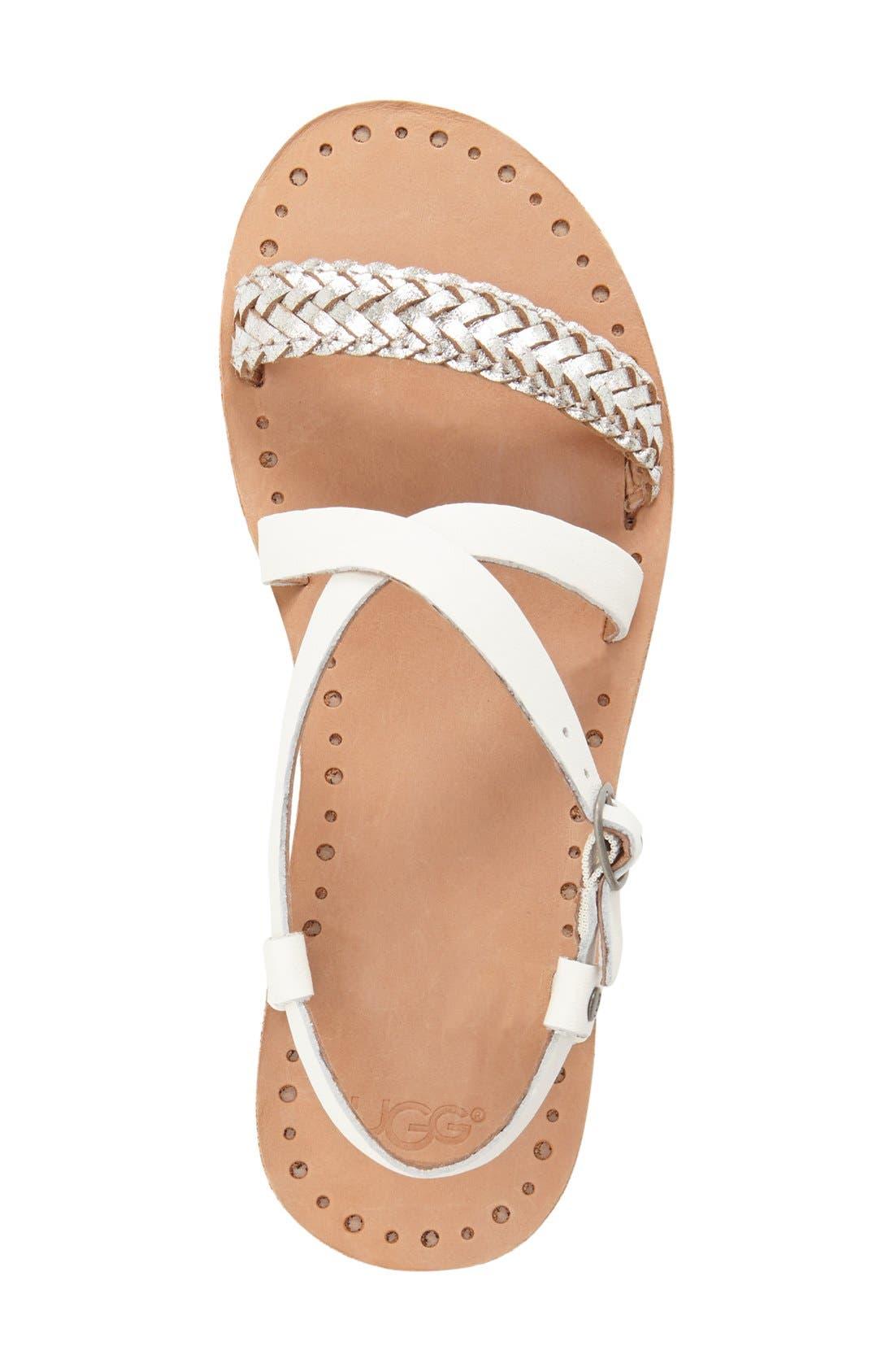 Alternate Image 3  - UGG® 'Jordyne' Sandal (Women)