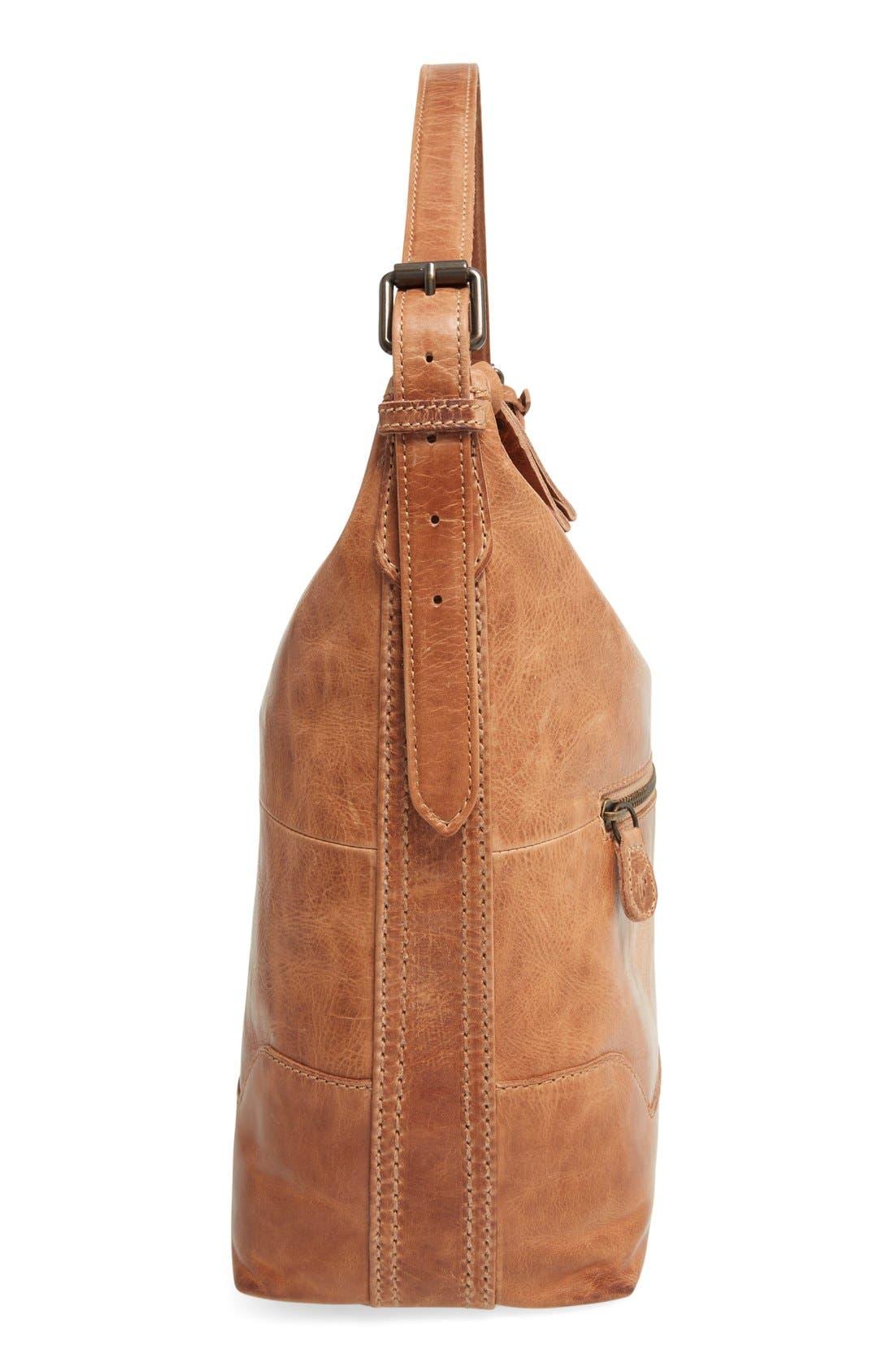 Alternate Image 5  - Frye 'Melissa' Washed Leather Bucket Bag