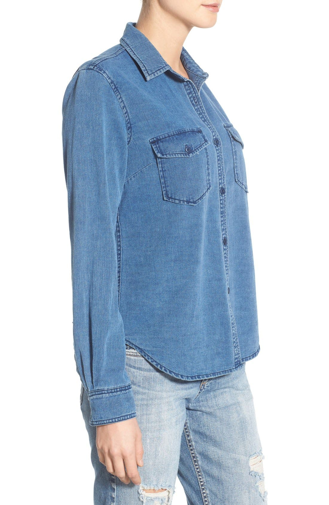 Alternate Image 3  - Joe's 'Brisa' Denim Shirt