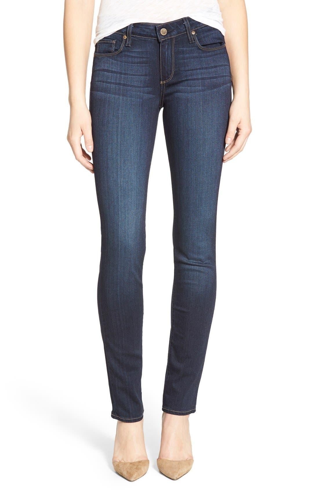 Main Image - Paige Denim 'Transcend - Skyline' Skinny Jeans (Hartmann)