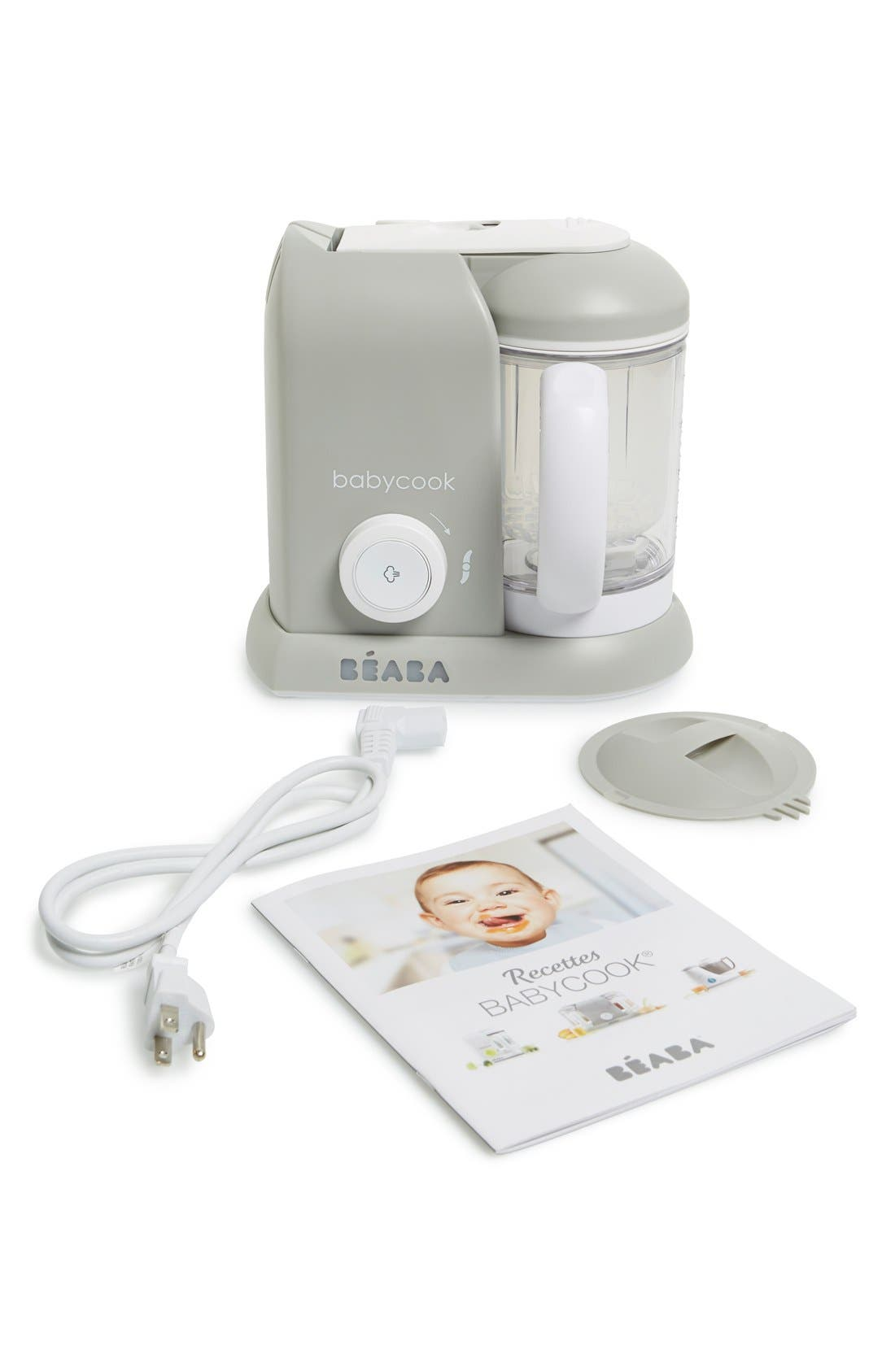 BÉABA 'Babycook®' Baby Food Maker & Recipe Booklet