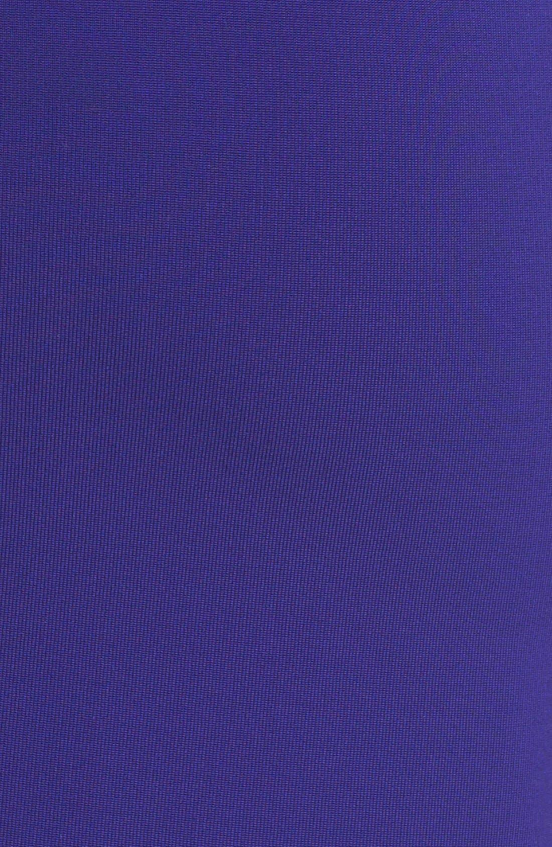 Alternate Image 3  - Victoria Beckham Plunging V-Neck Sheath Dress