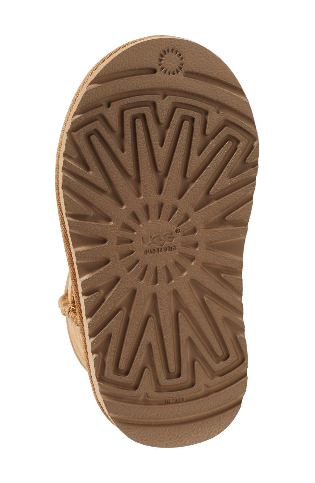 Alternate Image 4  - UGG® Classic - Stars Short Boot (Walker) (Nordstrom Exclusive)