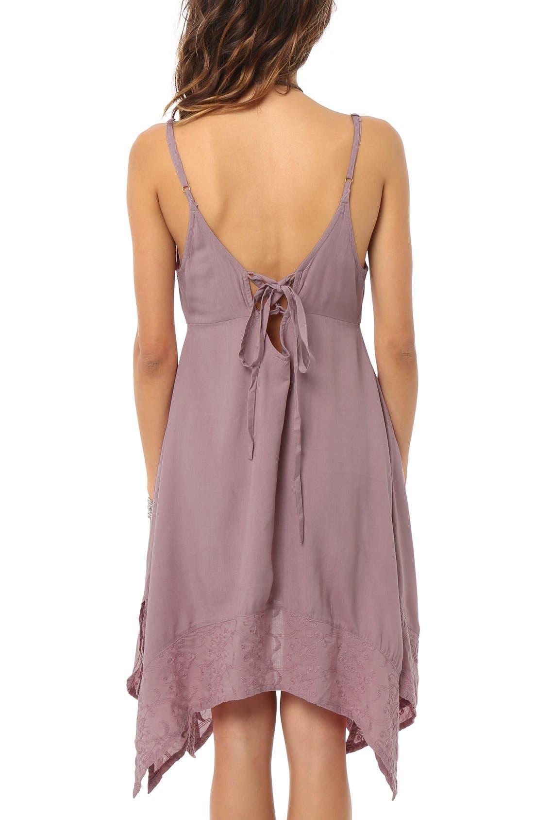 Alternate Image 2  - O'Neill 'Jillian' Embroidered Dress