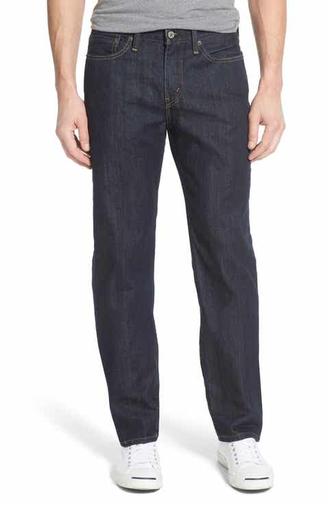Levi's® 514™ Straight Leg Jeans (Tumbled Rigid) (Regular   Tall)