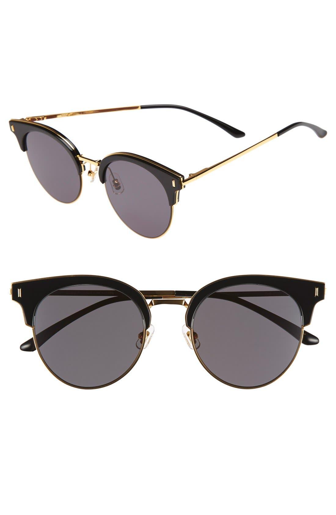 Alternate Image 1 Selected - Gentle Monster Sunglasses 'Kong Hyo Jin - Type 1' 58mm Sunglasses