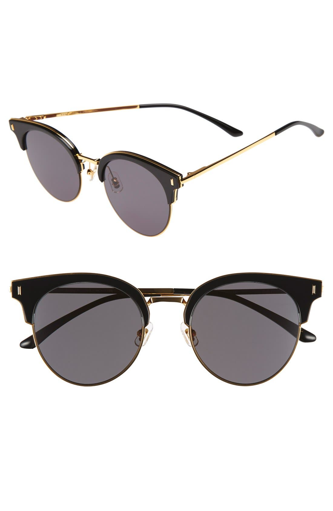 Main Image - Gentle Monster Sunglasses 'Kong Hyo Jin - Type 1' 58mm Sunglasses