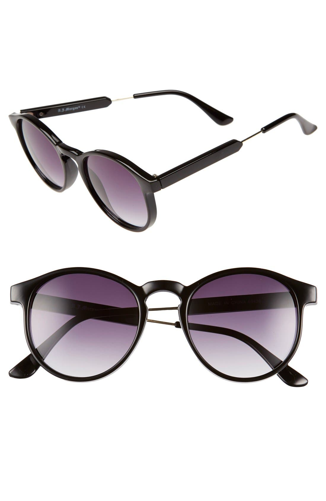 A.J. MORGAN 50mm Sunglasses