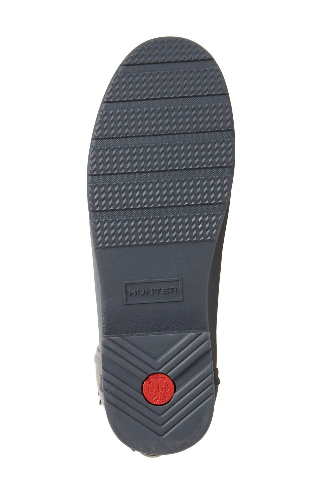 Alternate Image 4  - Hunter 'Original Refined' Rain Boot (Women)