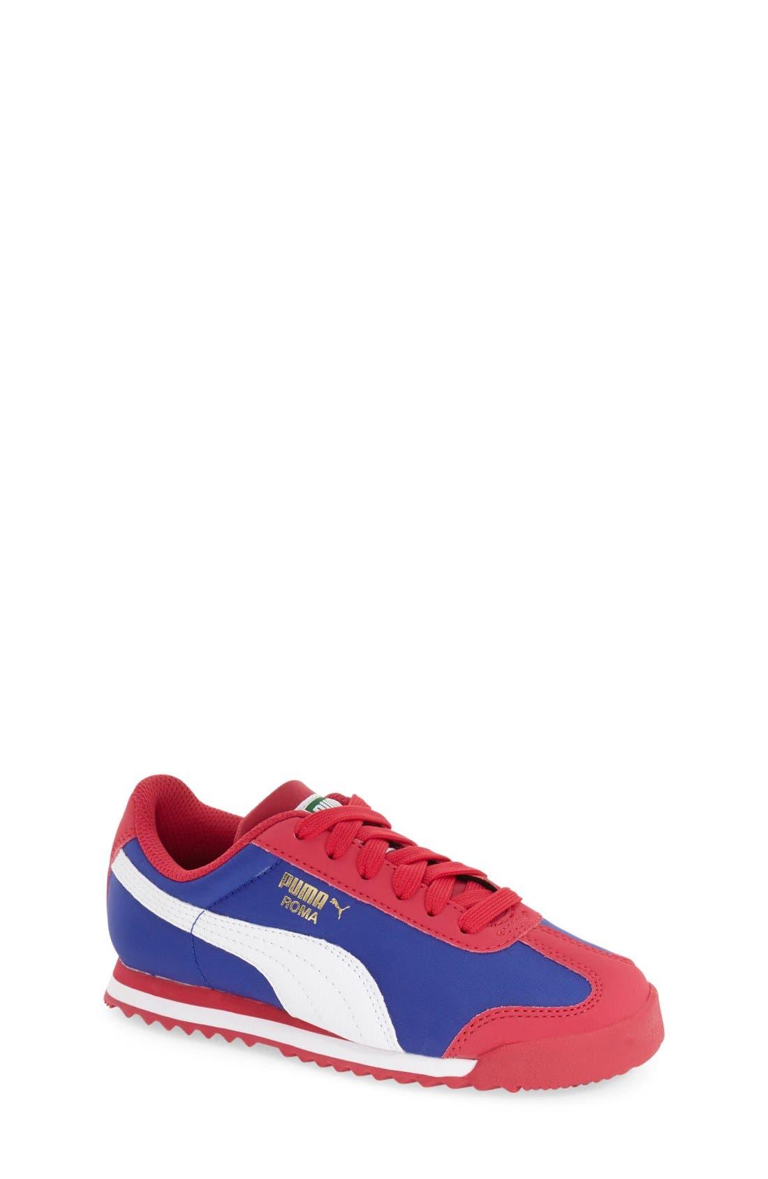 PUMA 'Roma Basic' Sneaker (Toddler, Little Kid & Big Kid)