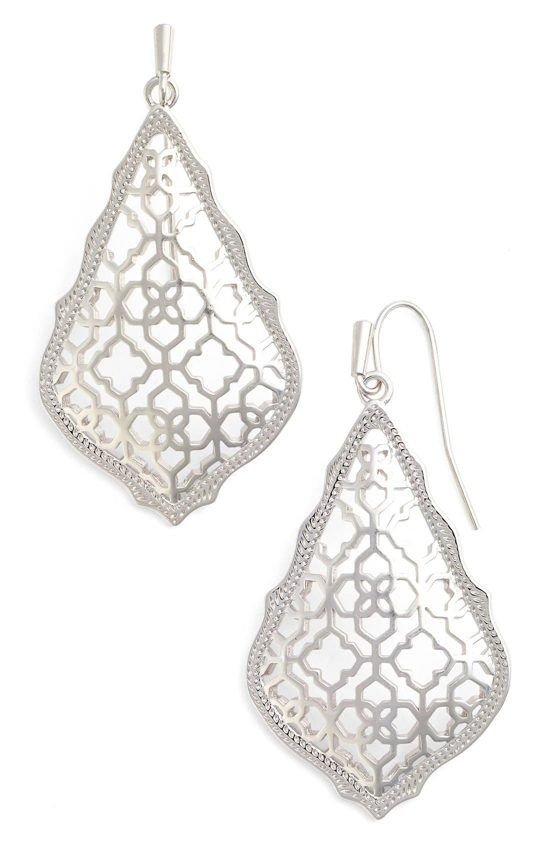 Alternate Image 1 Selected - Kendra Scott 'Addie' Drop Earrings