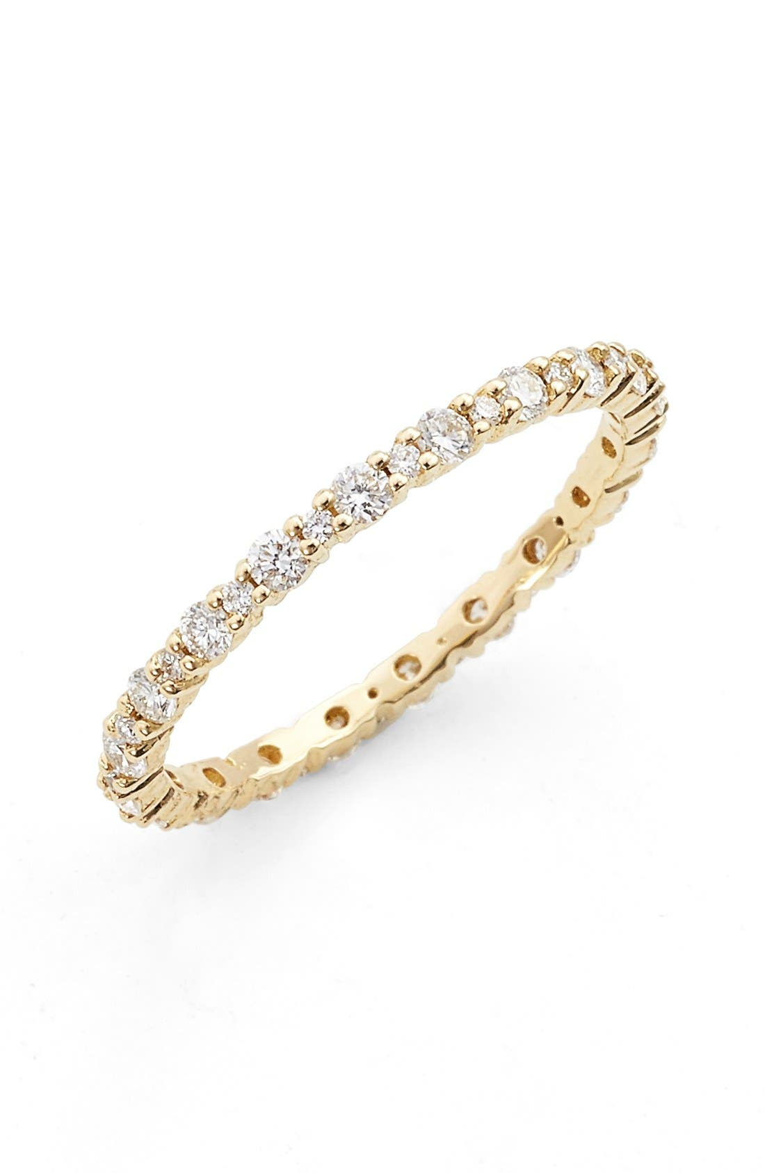 BONY LEVY 'Gianna' Diamond Eternity Ring