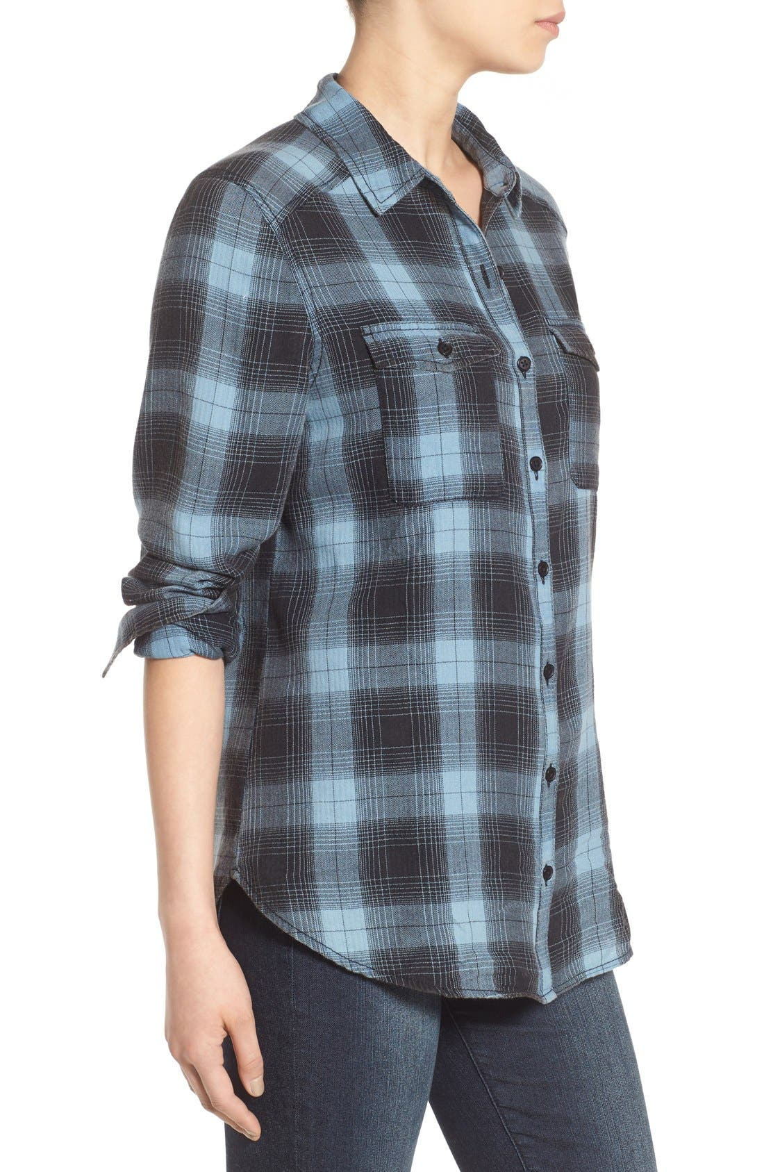 Alternate Image 3  - BP. Plaid Shirt