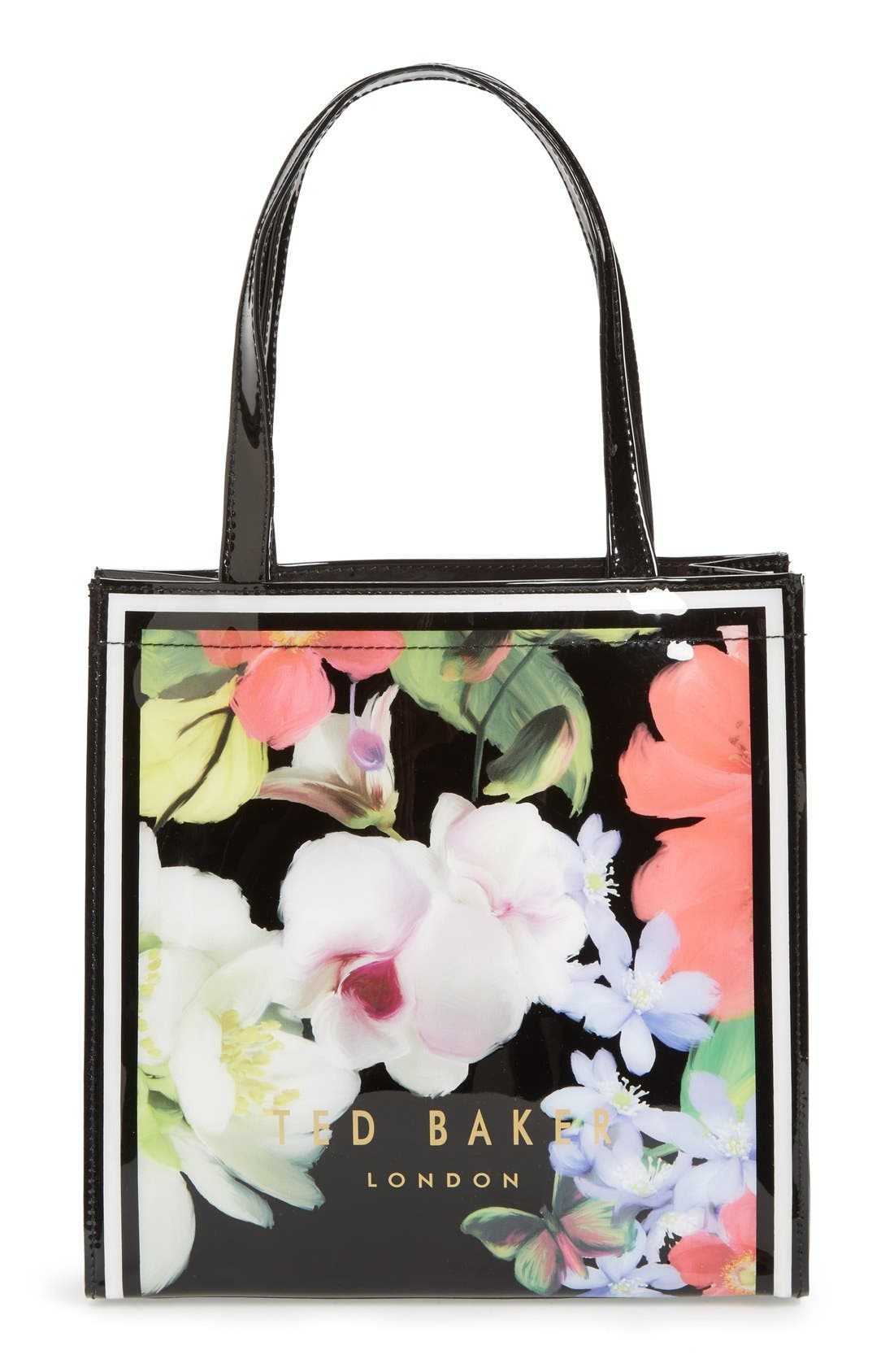 Alternate Image 3  - Ted Baker London 'Small Icon - Forget Me Not' Tote