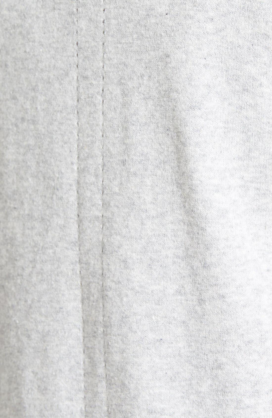 Alternate Image 5  - Caslon® Relaxed Long Sleeve Sweater (Regular & Petite)
