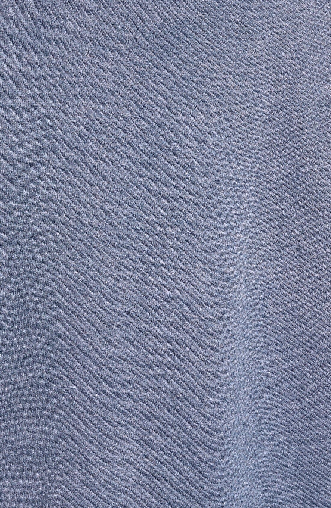 Alternate Image 5  - Caslon® Burnout Sweatshirt