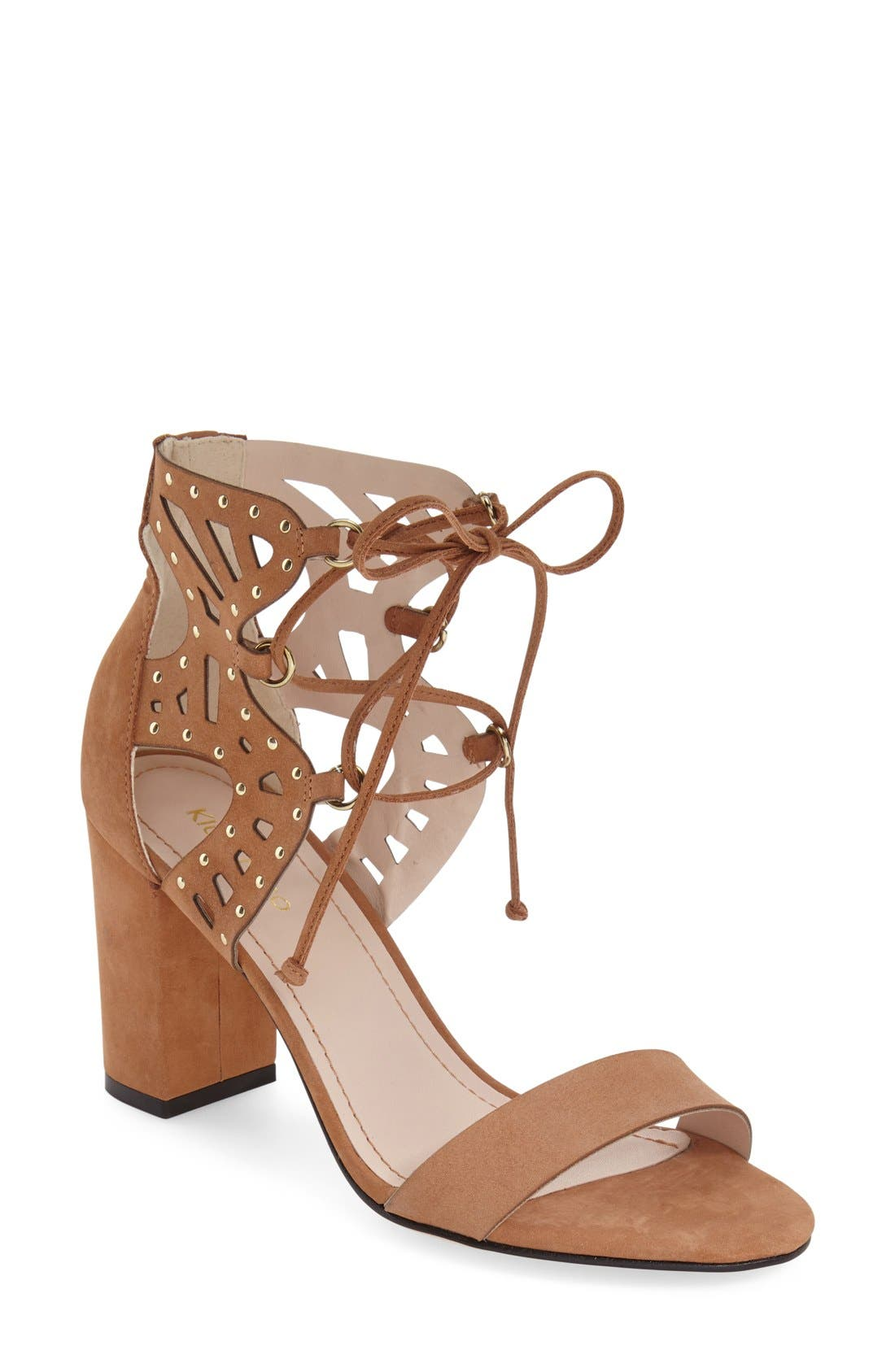 Main Image - Klub Nico 'Tarina' Gladiator Sandal (Women)