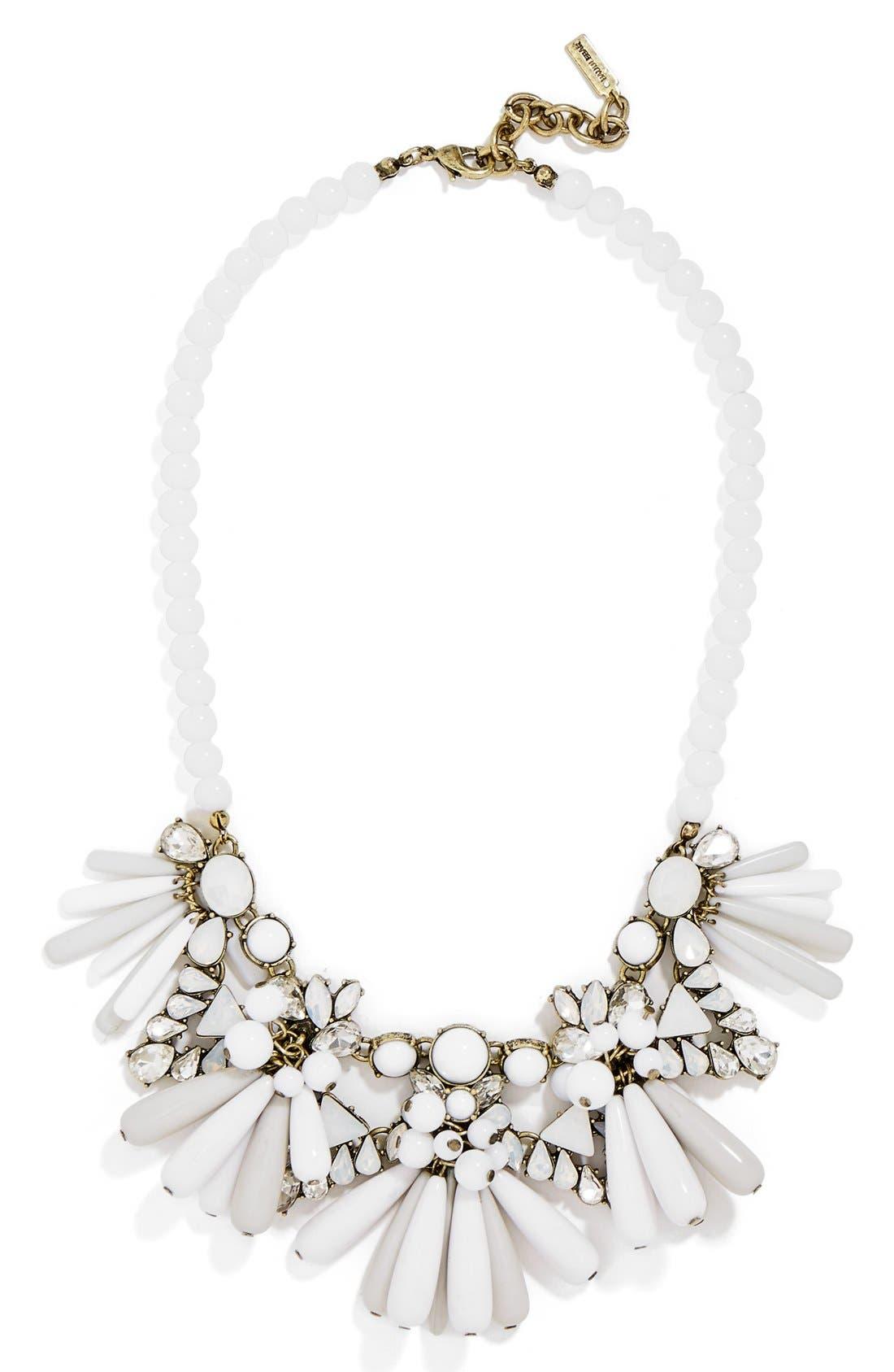 Main Image - BaubleBar 'Greta' Bib Necklace