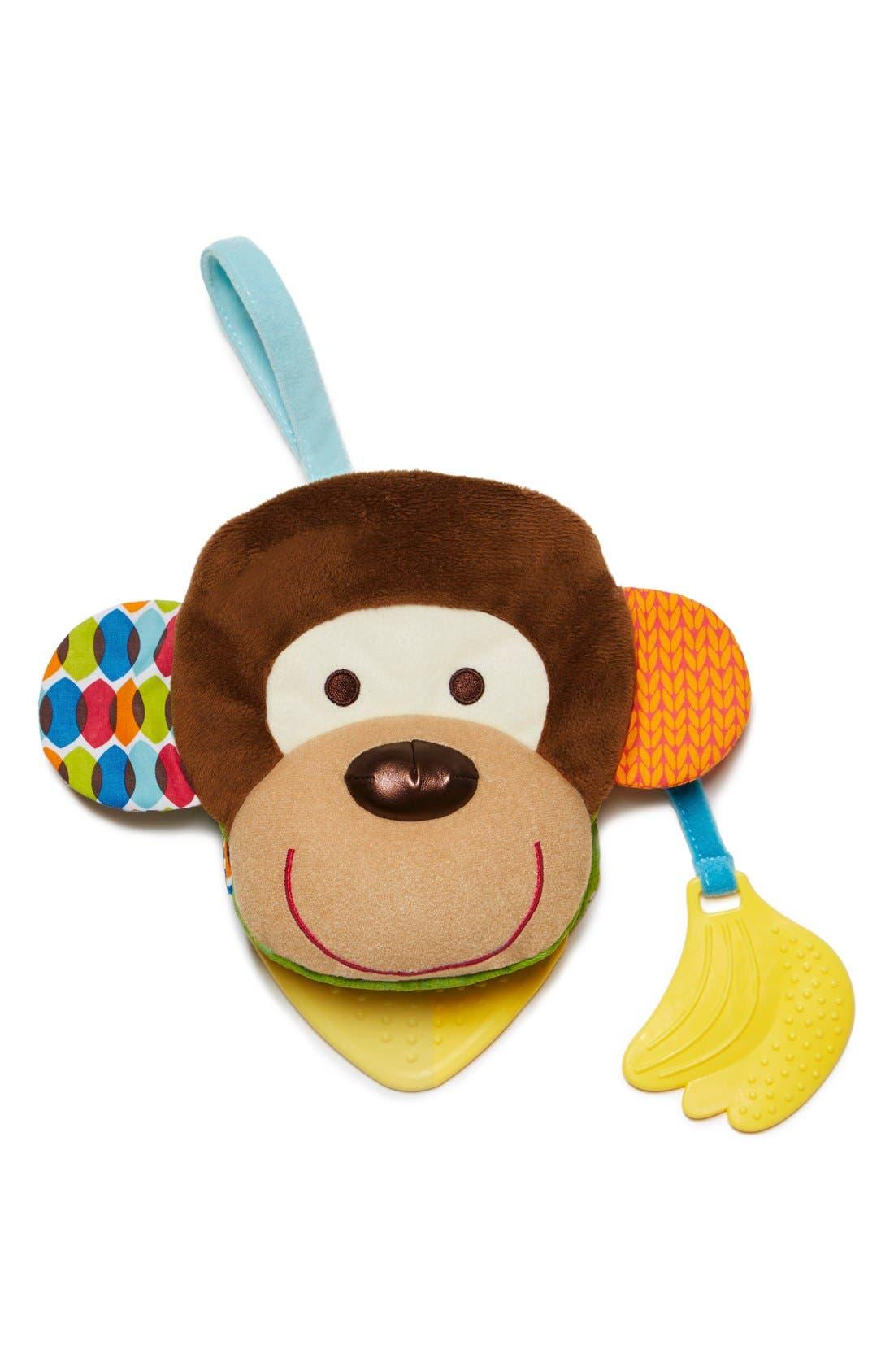 SKIP HOP 'Bandana Buddies' Monkey Puppet Book