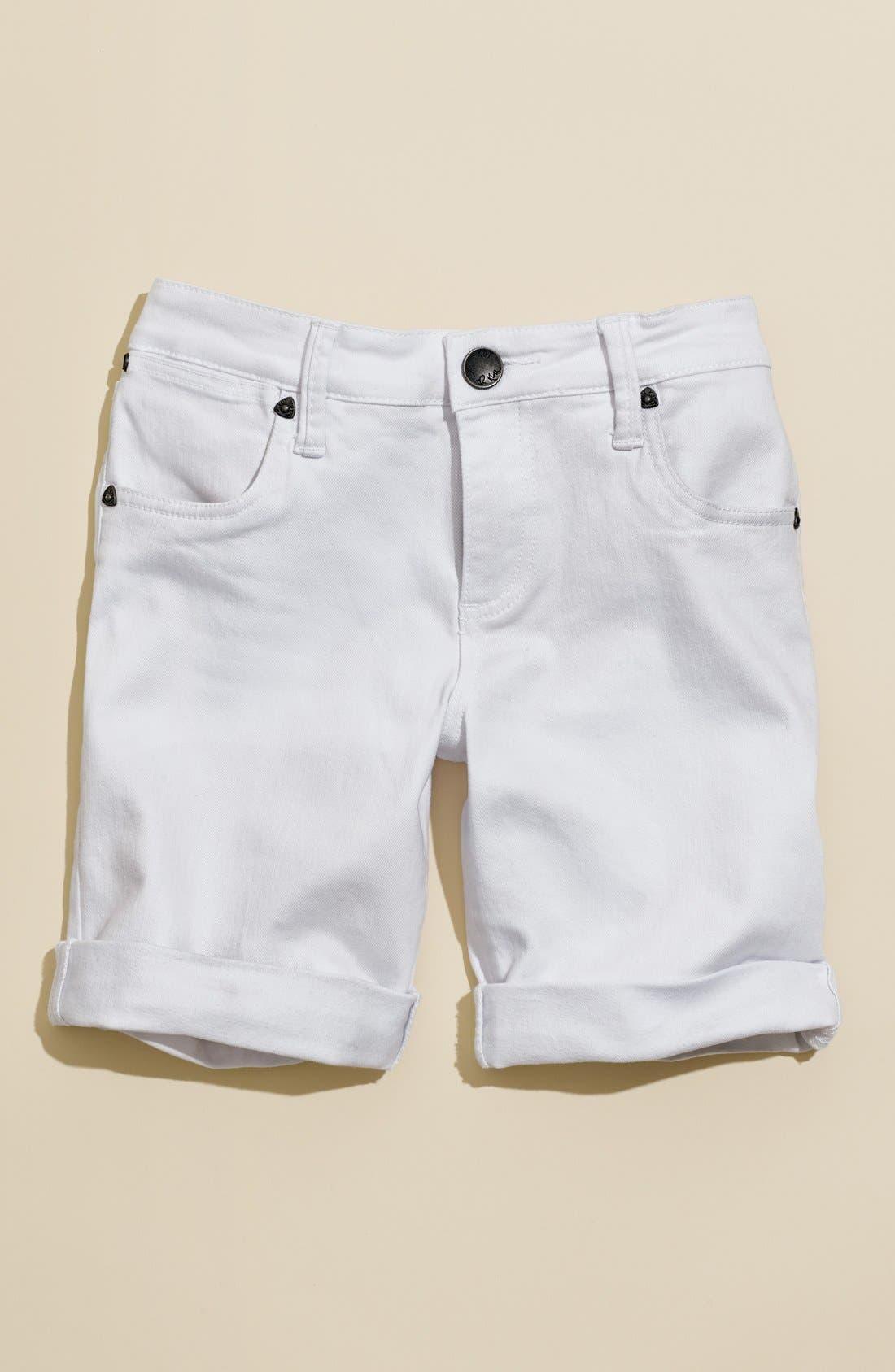 Alternate Image 10  - KUT from the Kloth 'Catherine' Denim Boyfriend Shorts