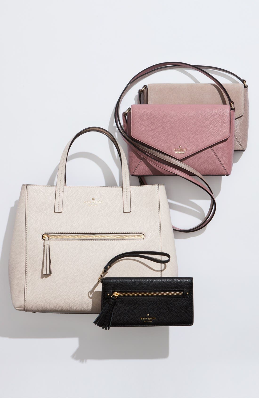 Alternate Image 2  - kate spade new york 'spencer court - tera' leather satchel (Nordstrom Exclusive)