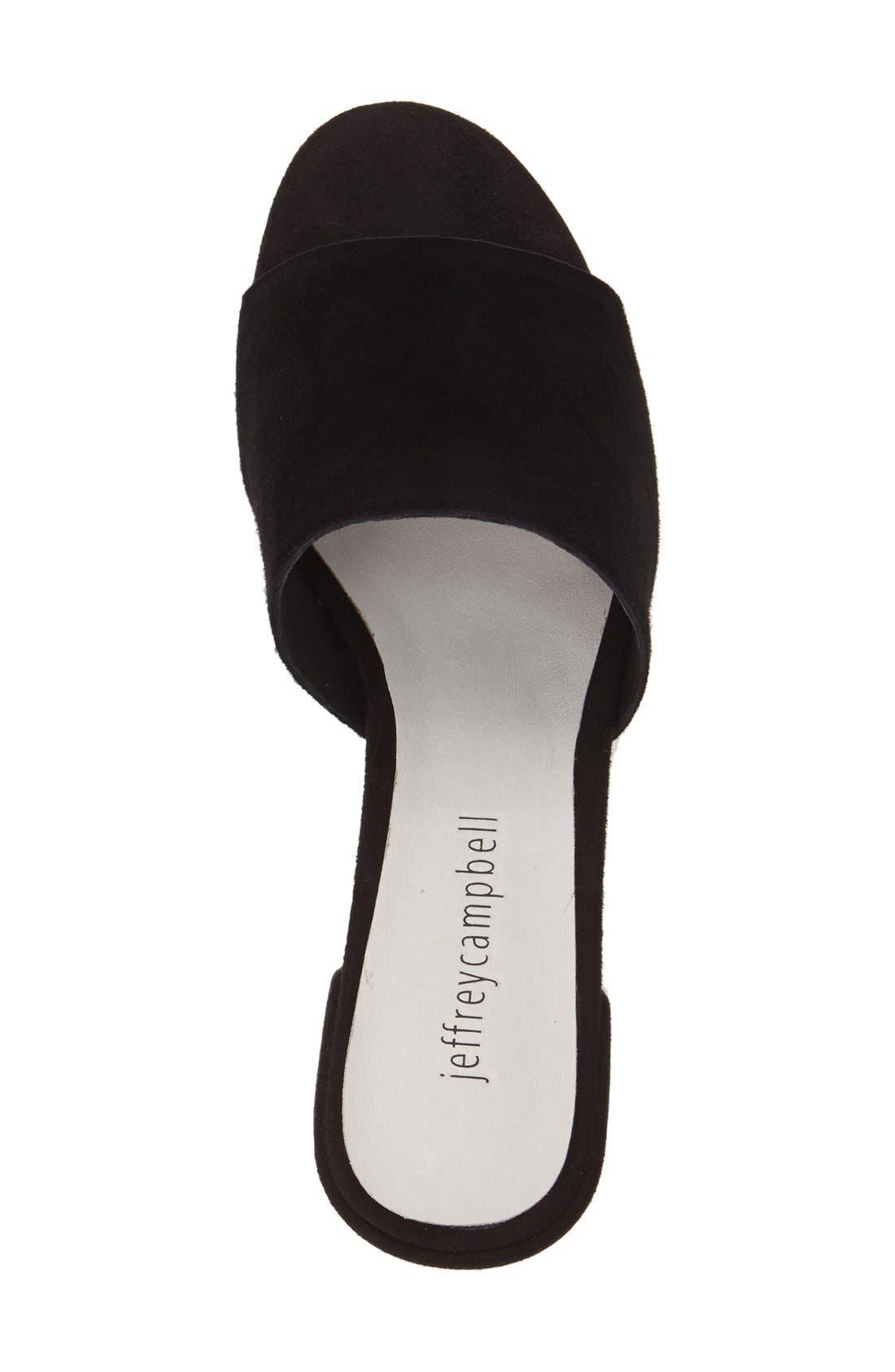 Alternate Image 3  - Jeffrey Campbell 'Beaton' Slide Sandal (Women)