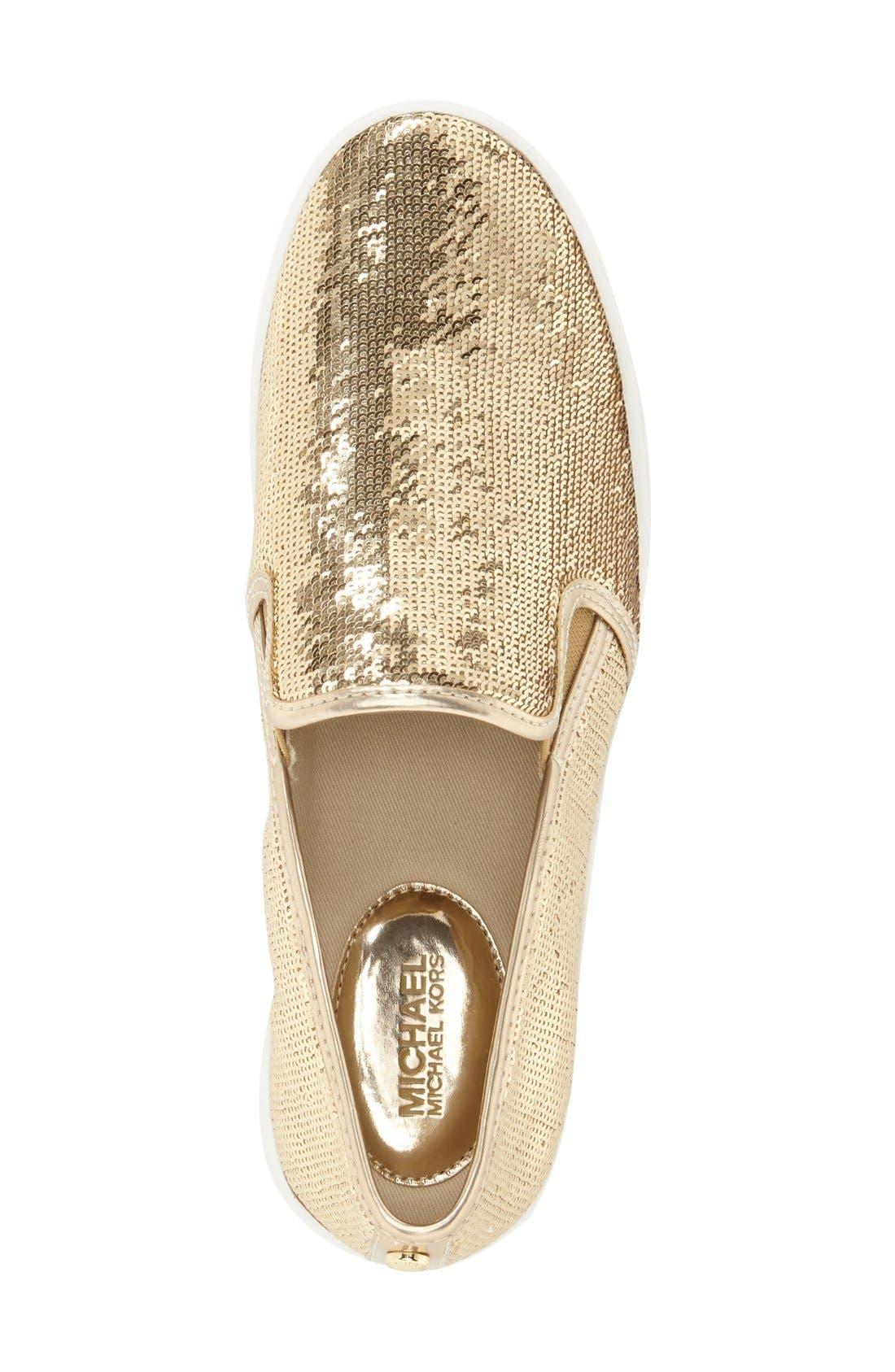 Alternate Image 3  - MICHAEL Michael Kors Keaton Slip-On Sneaker (Women)