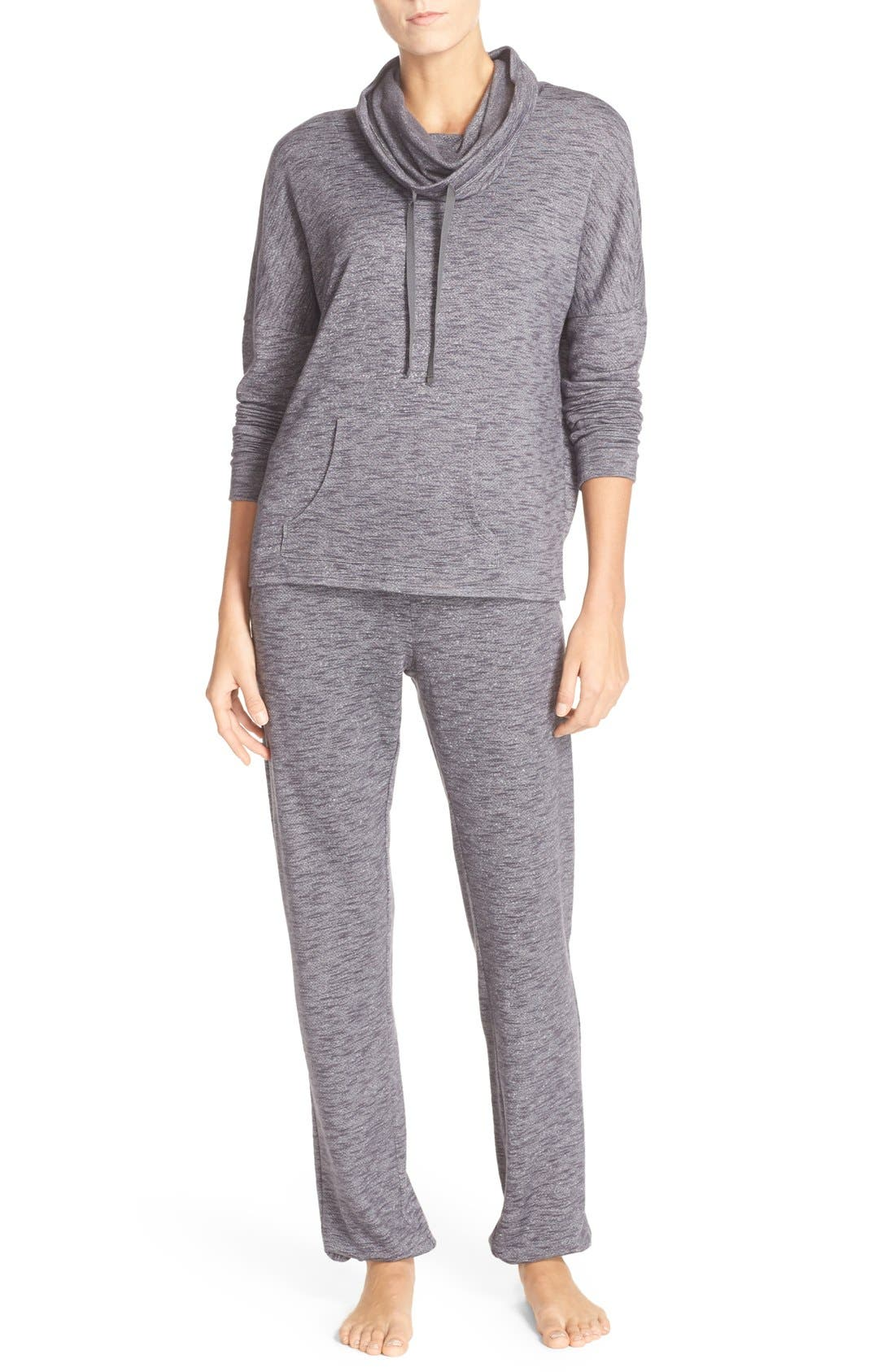 Alternate Image 8  - Nordstrom Lingerie Jogger Sweatpants