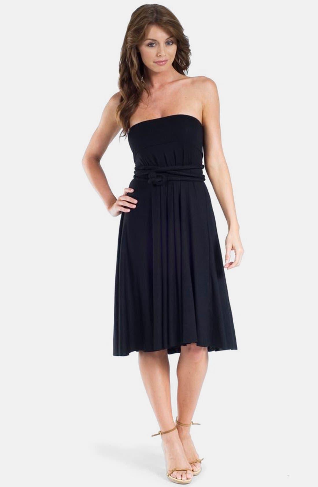 Alternate Image 10  - Elan Convertible Cover-Up Dress