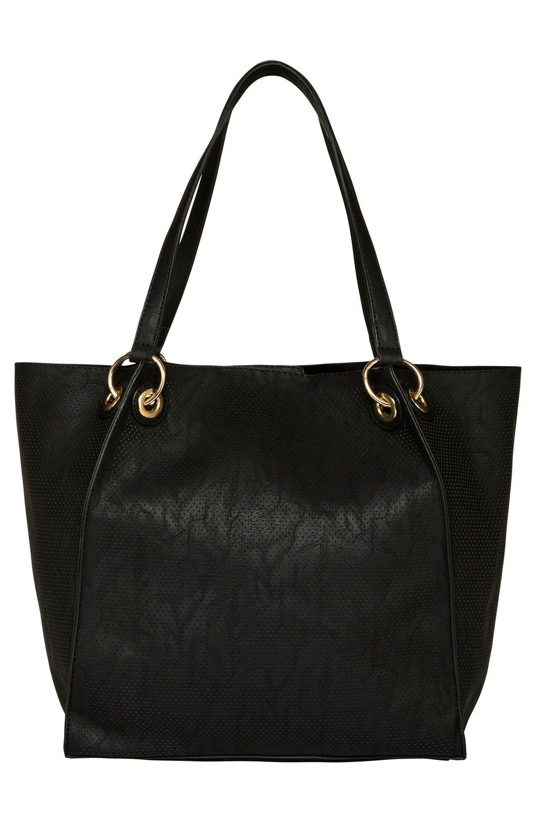 Urban Originals 'Wonder' Perforated Vegan Leather Tote