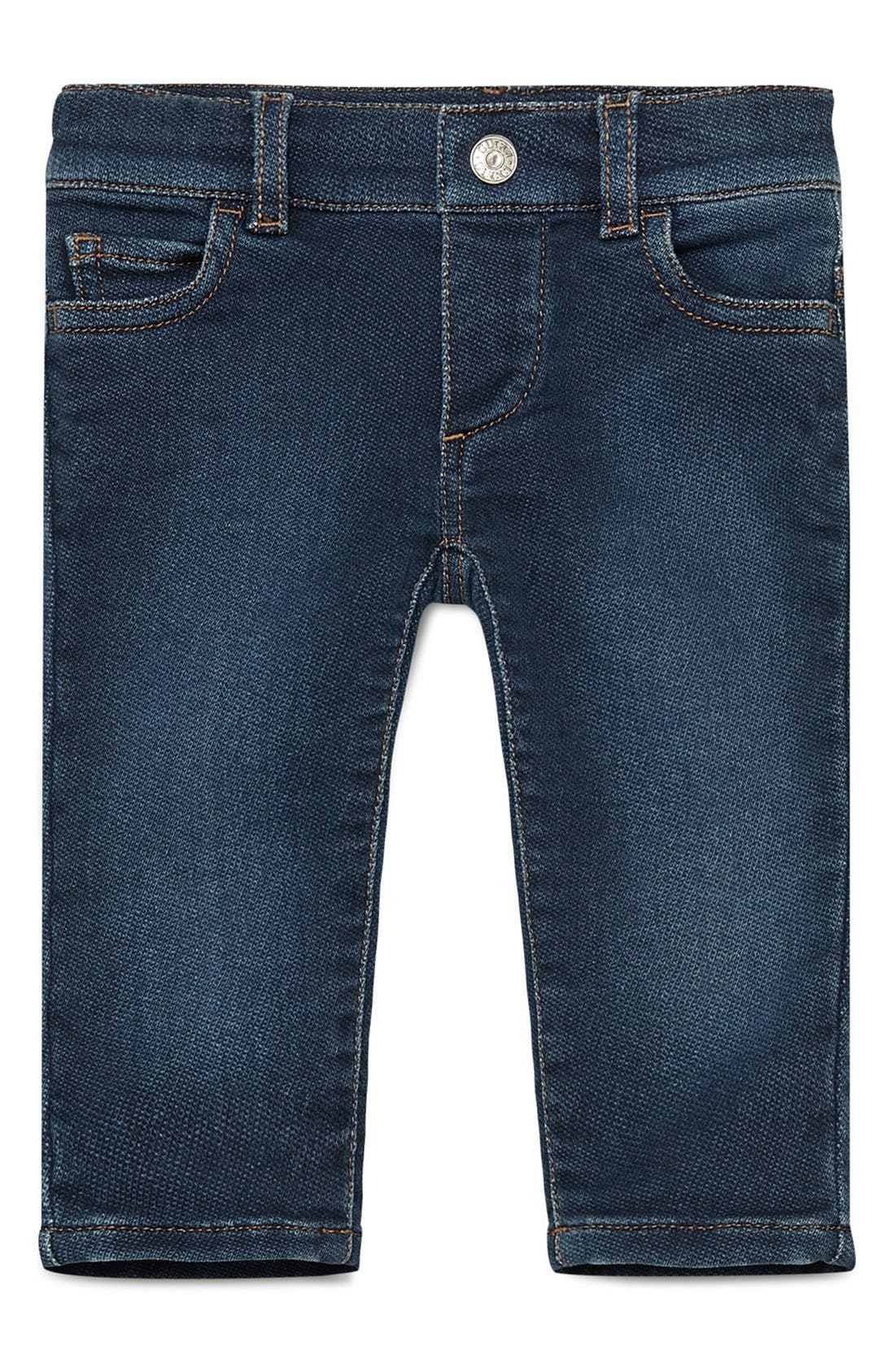 Gucci Straight Leg Knit Jeans (Baby Girls)
