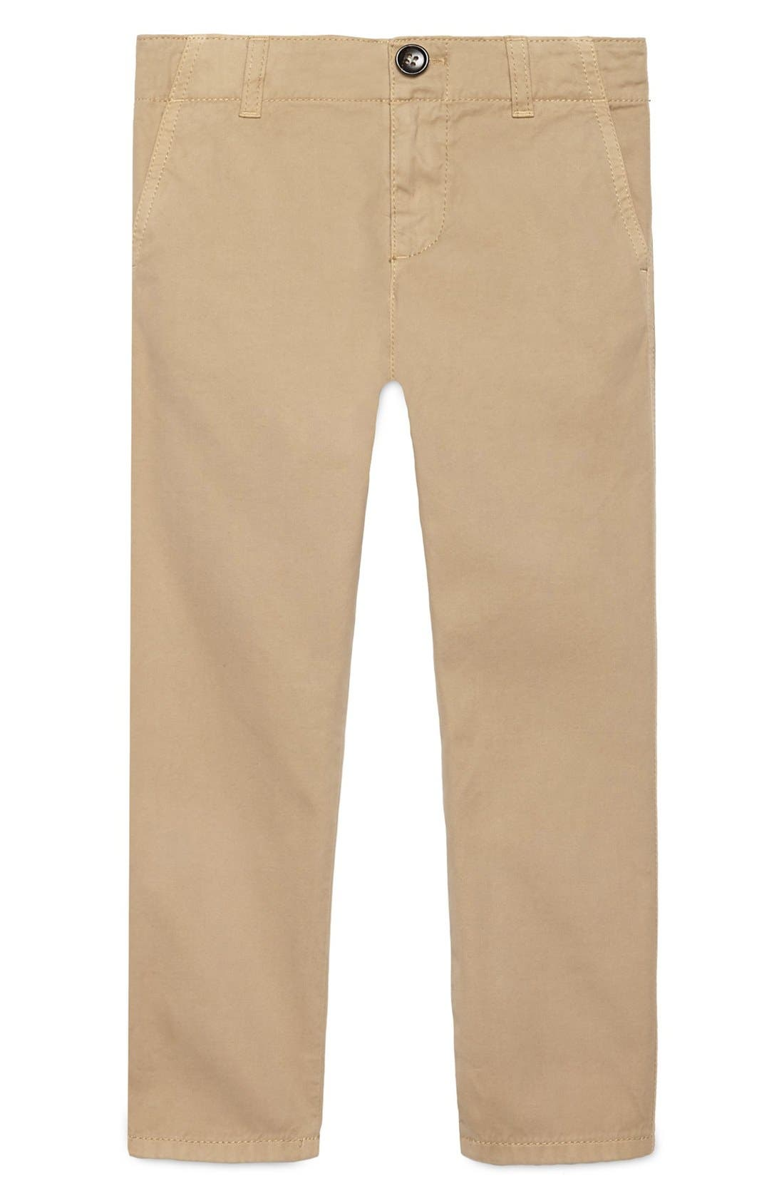 GUCCI Bee Detailed Gabardine Pants