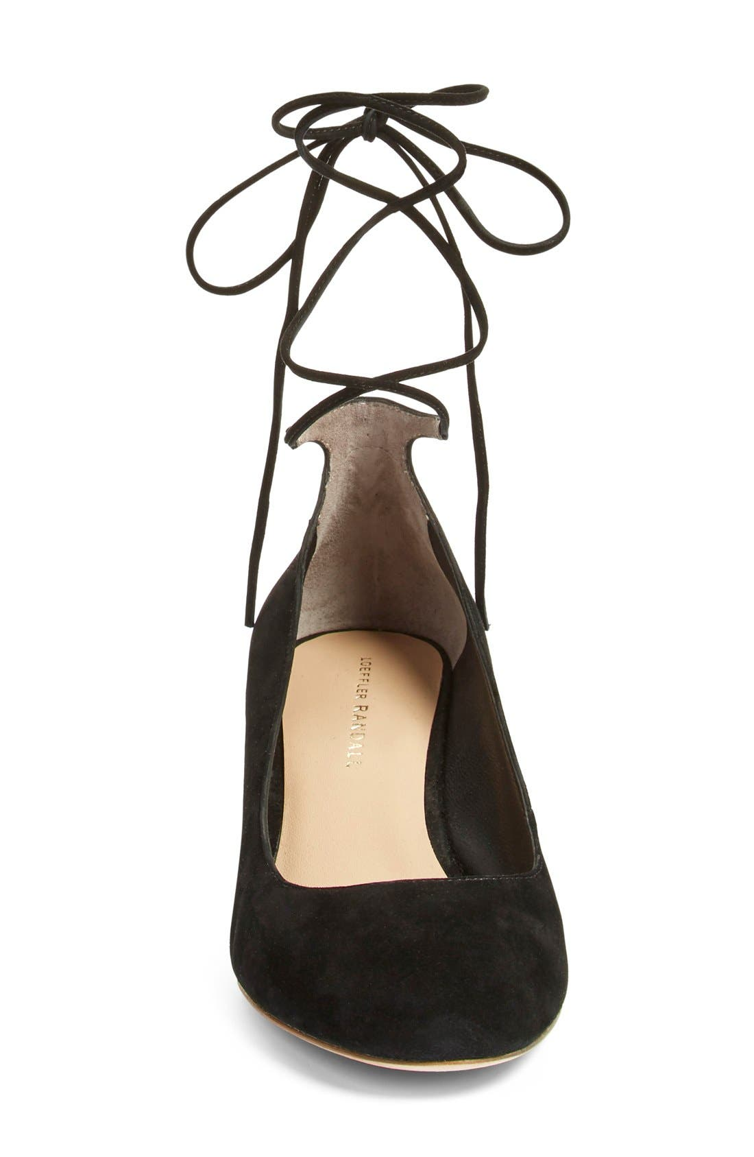 Alternate Image 3  - Loeffler Randall 'Clara' Block Heel Pump (Women)