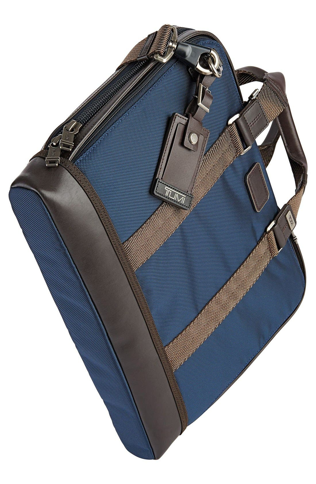 Alternate Image 5  - Tumi 'Alpha Bravo - Andrews' Slim Briefcase
