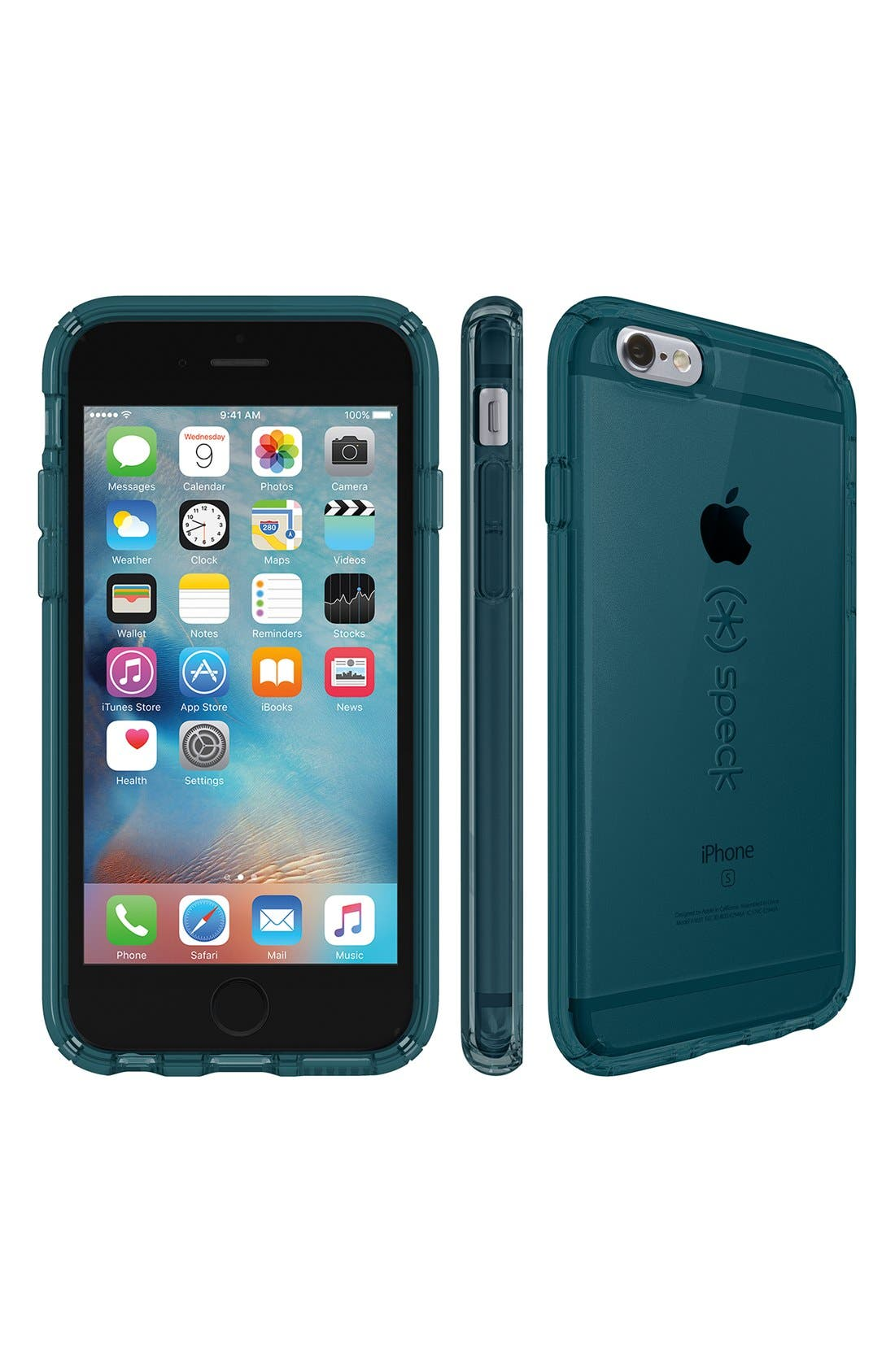 Main Image - Speck Candyshell iPhone 6 Plus & 6s Plus Case