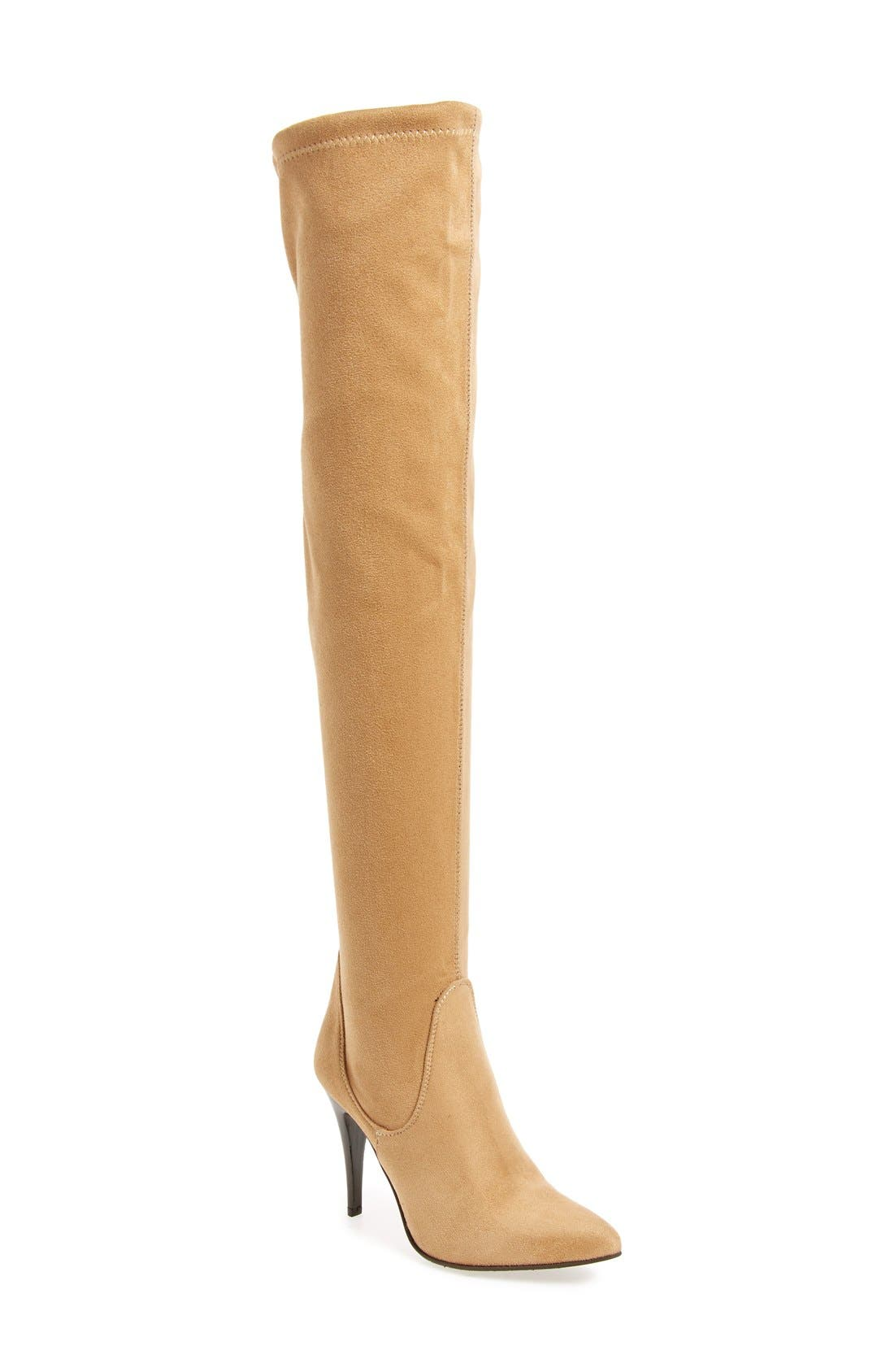 Alternate Image 1 Selected - Charles David 'Katerina' Over the Knee Boot (Women)