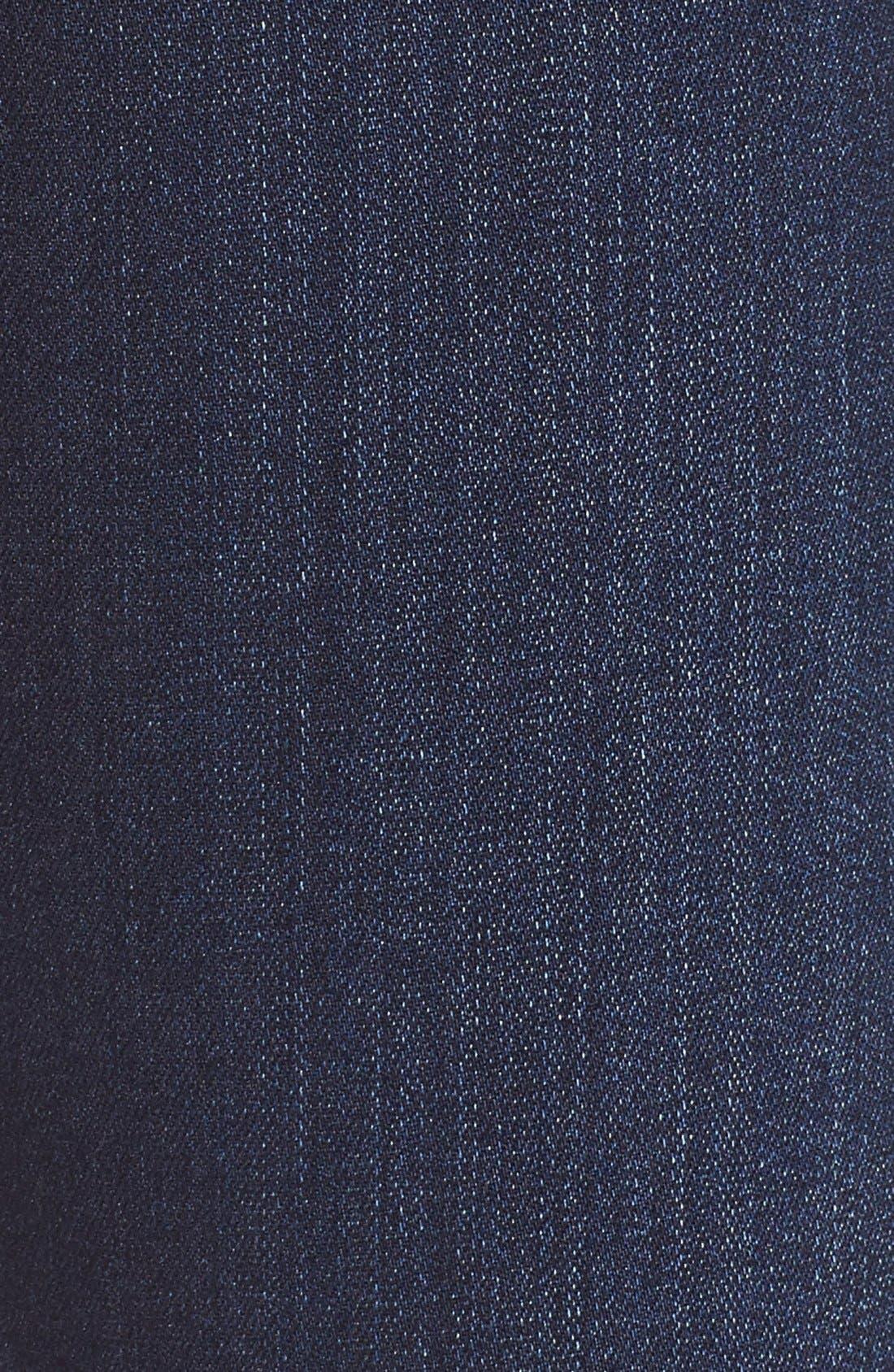 Alternate Image 7  - PAIGE 'Transcend - Verdugo' Ankle Skinny Jeans (Tari)