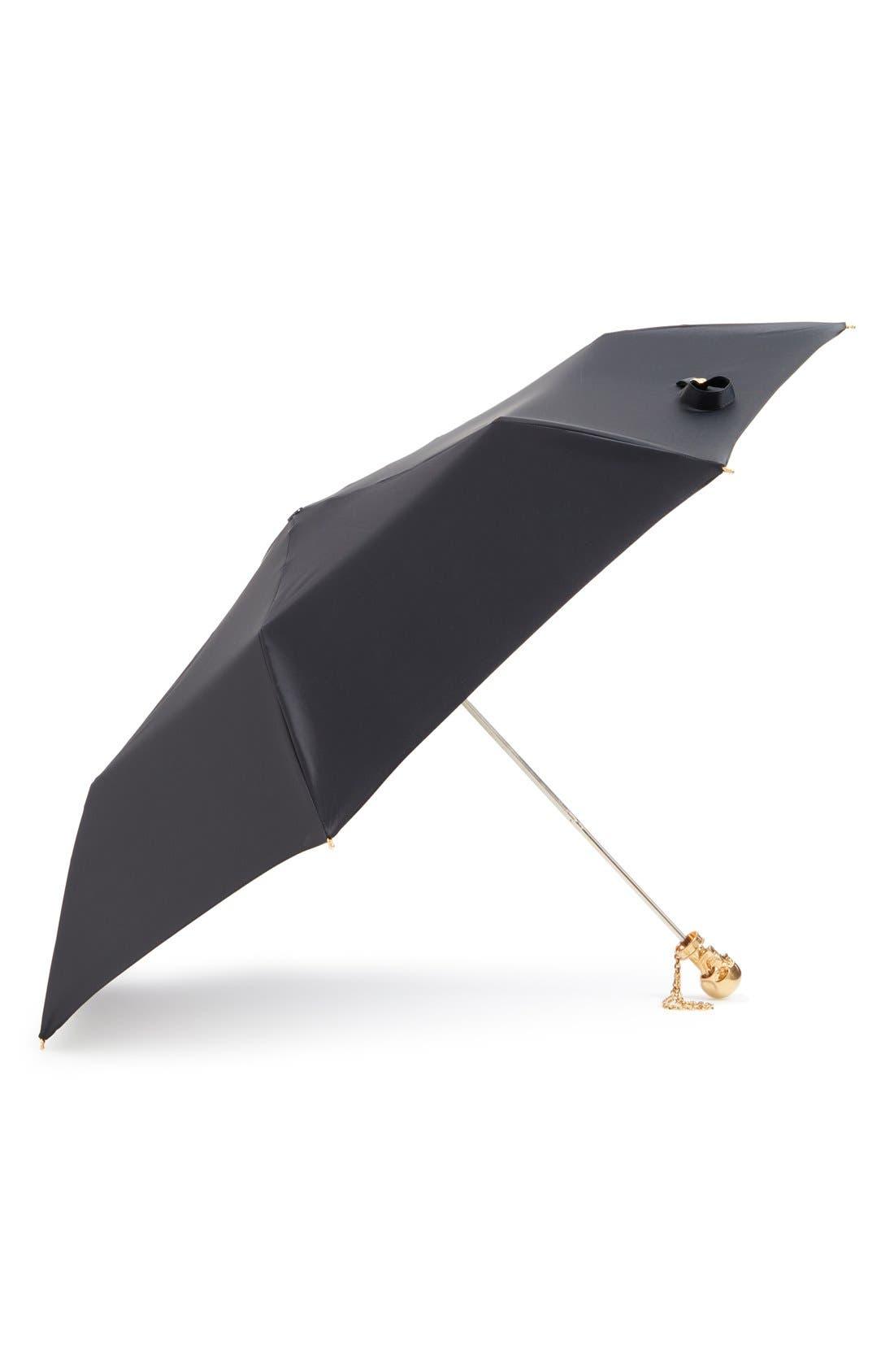 ALEXANDER MCQUEEN Gabardine Umbrella