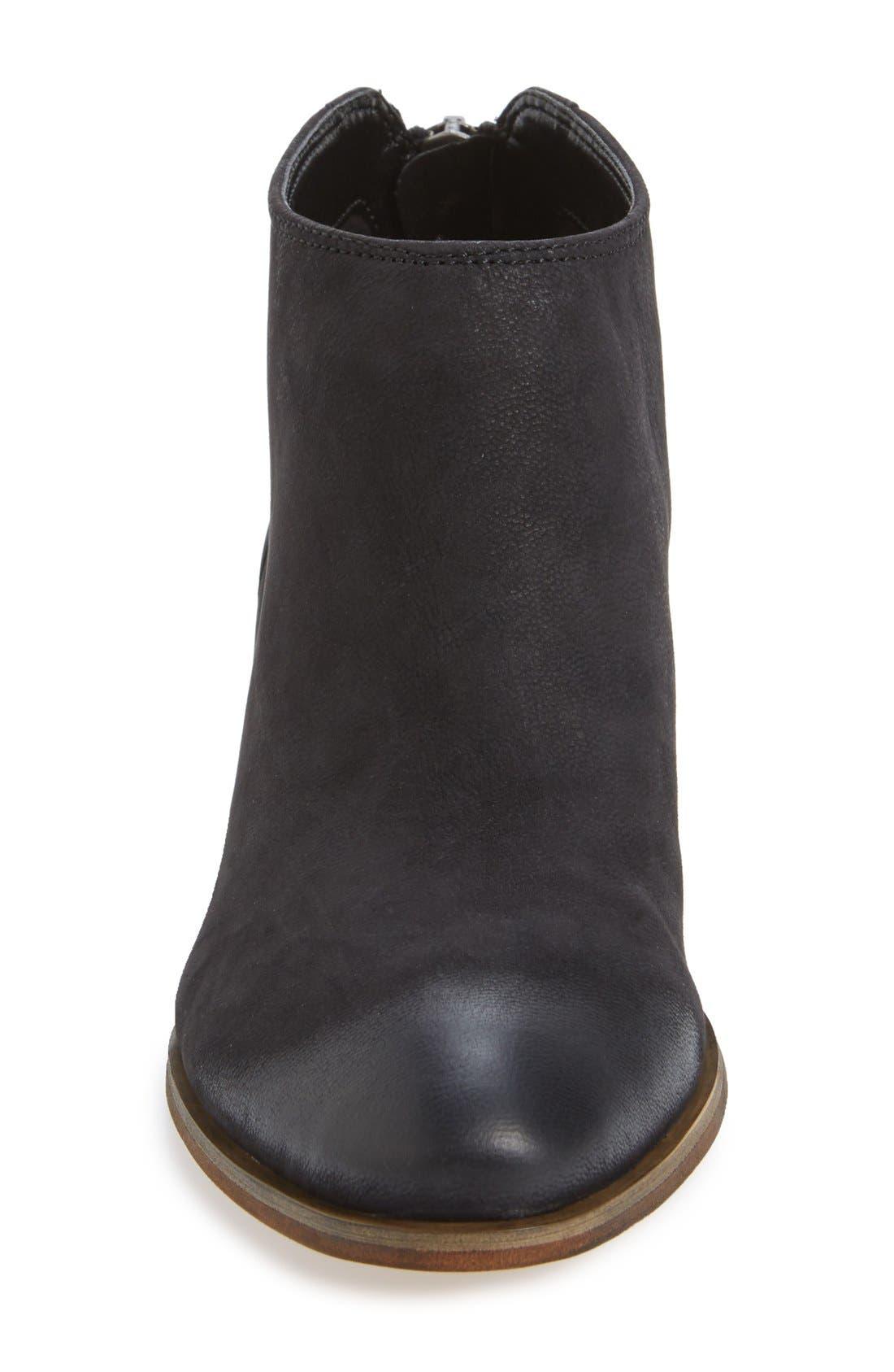 Alternate Image 3  - Caslon® 'Mayne' Midi Zip Bootie (Women)