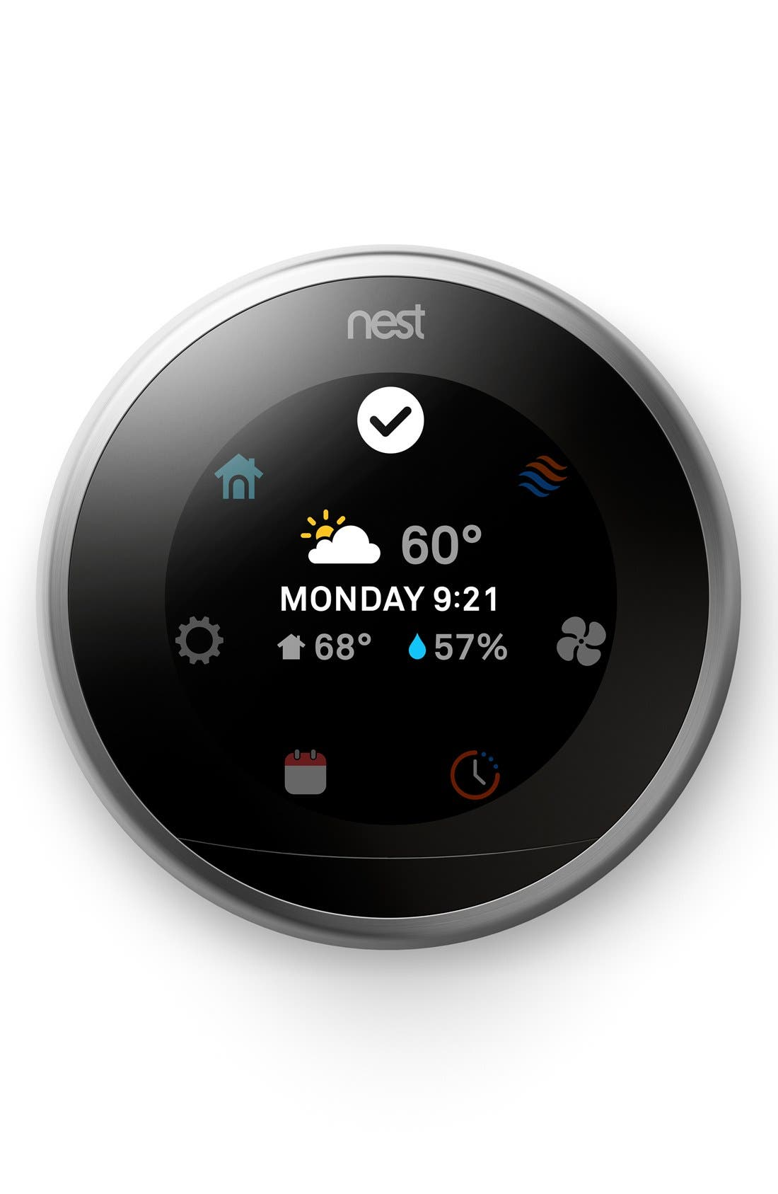Alternate Image 3  - Nest Learning Thermostat