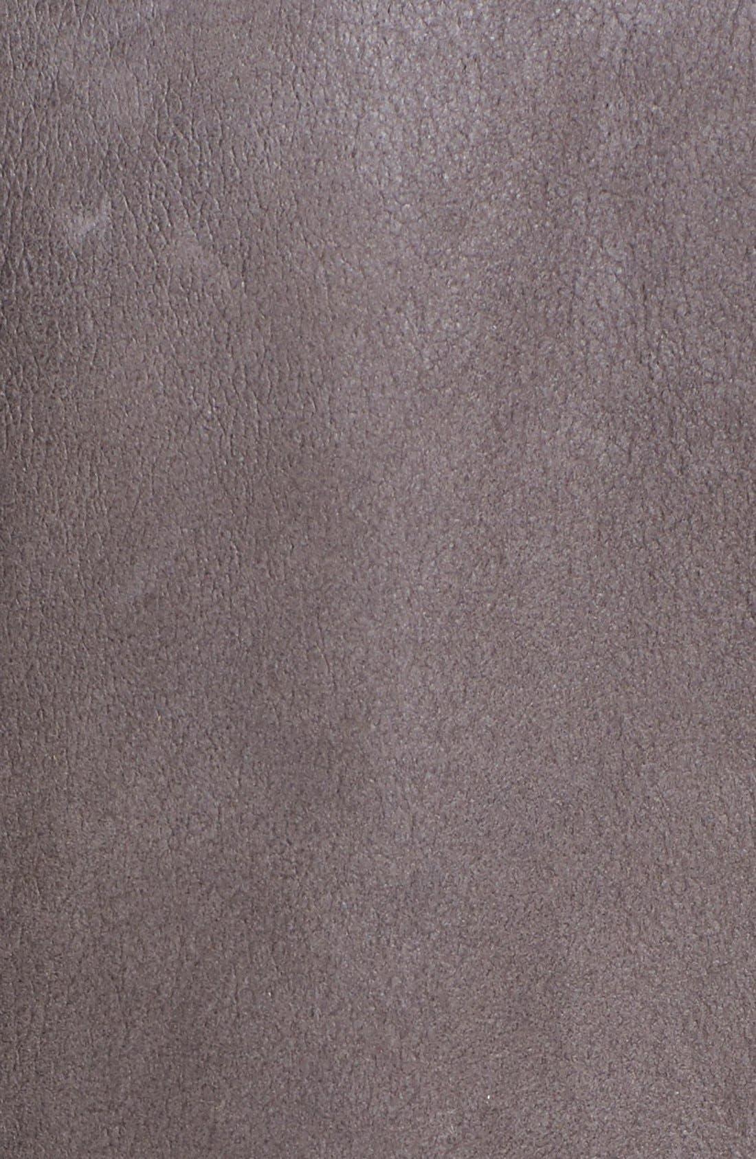 Alternate Image 6  - Vince Reversible Genuine Shearling Car Coat