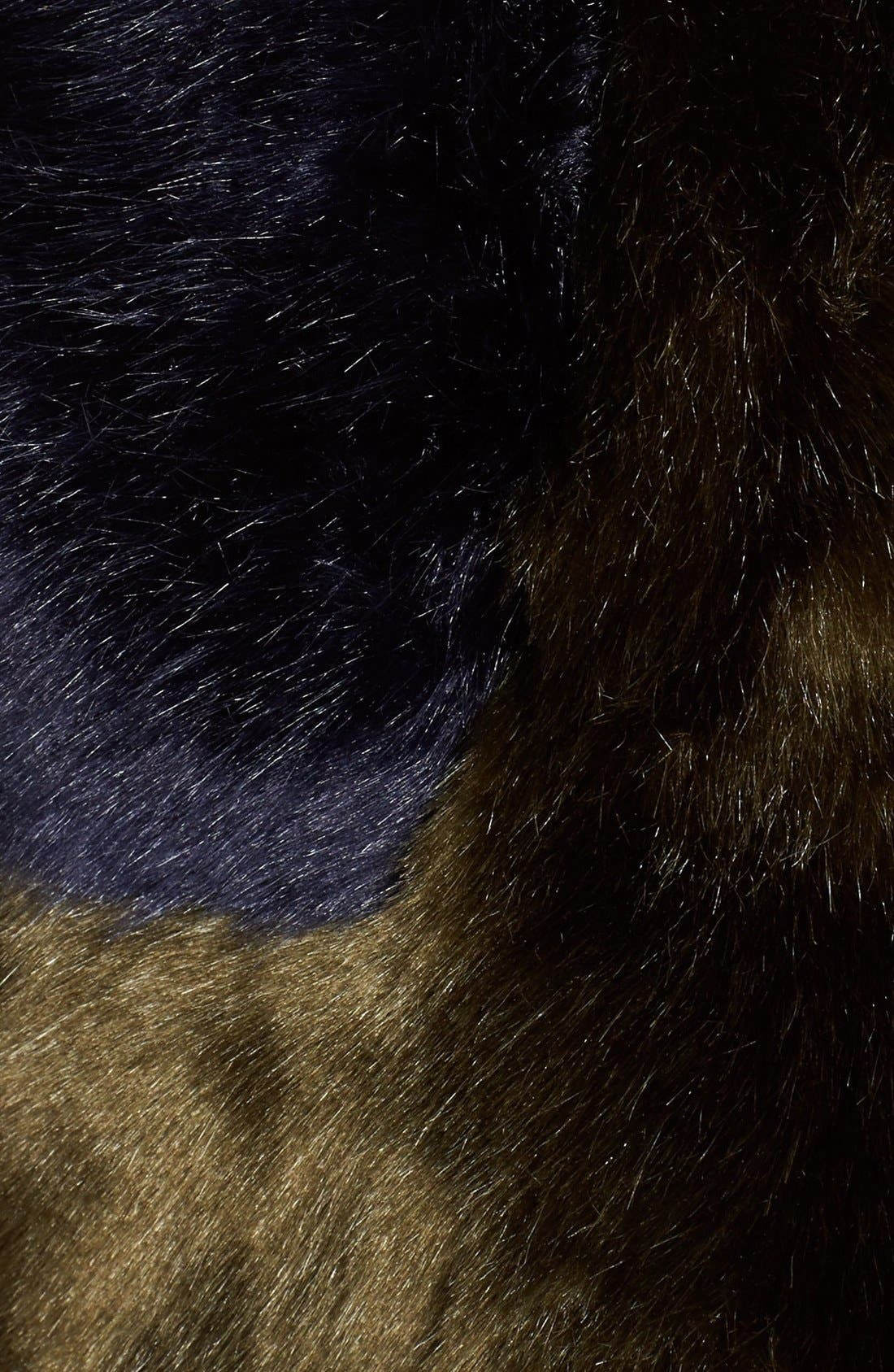 Alternate Image 4  - Ted Baker London Faux Fur Stole