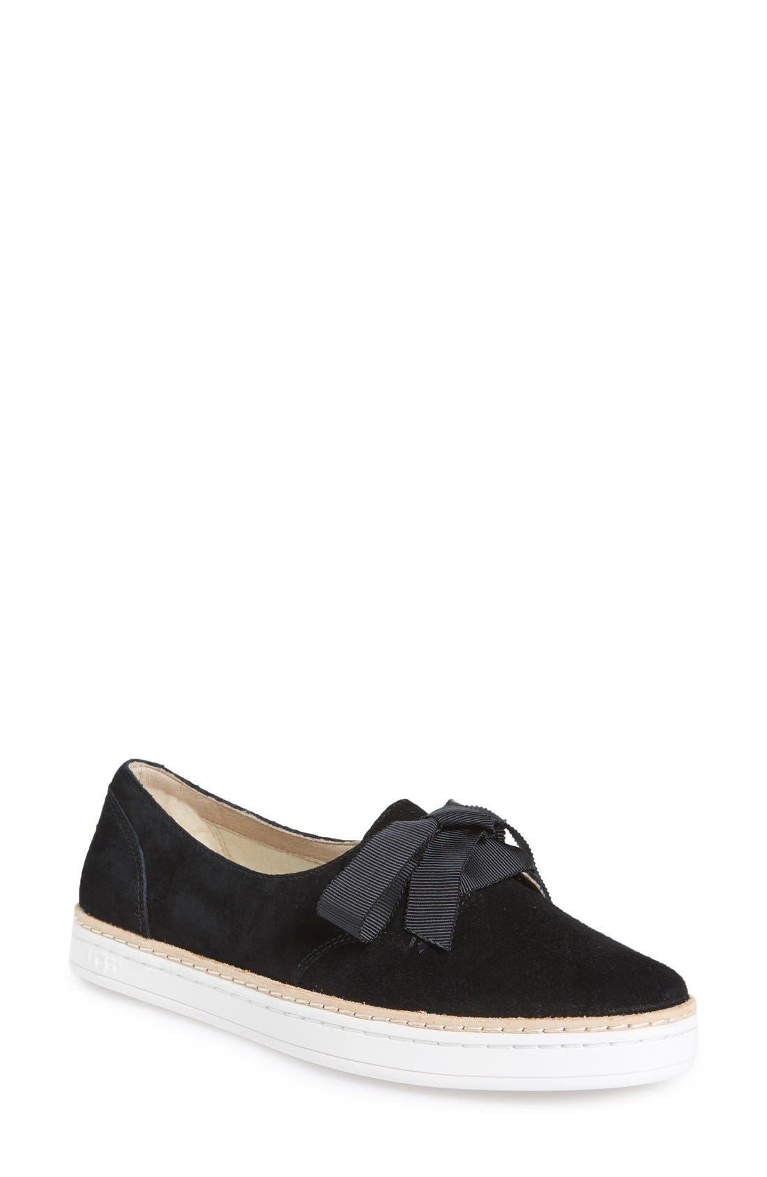 UGG® Carilyn Lace-Up Sneaker (Women)