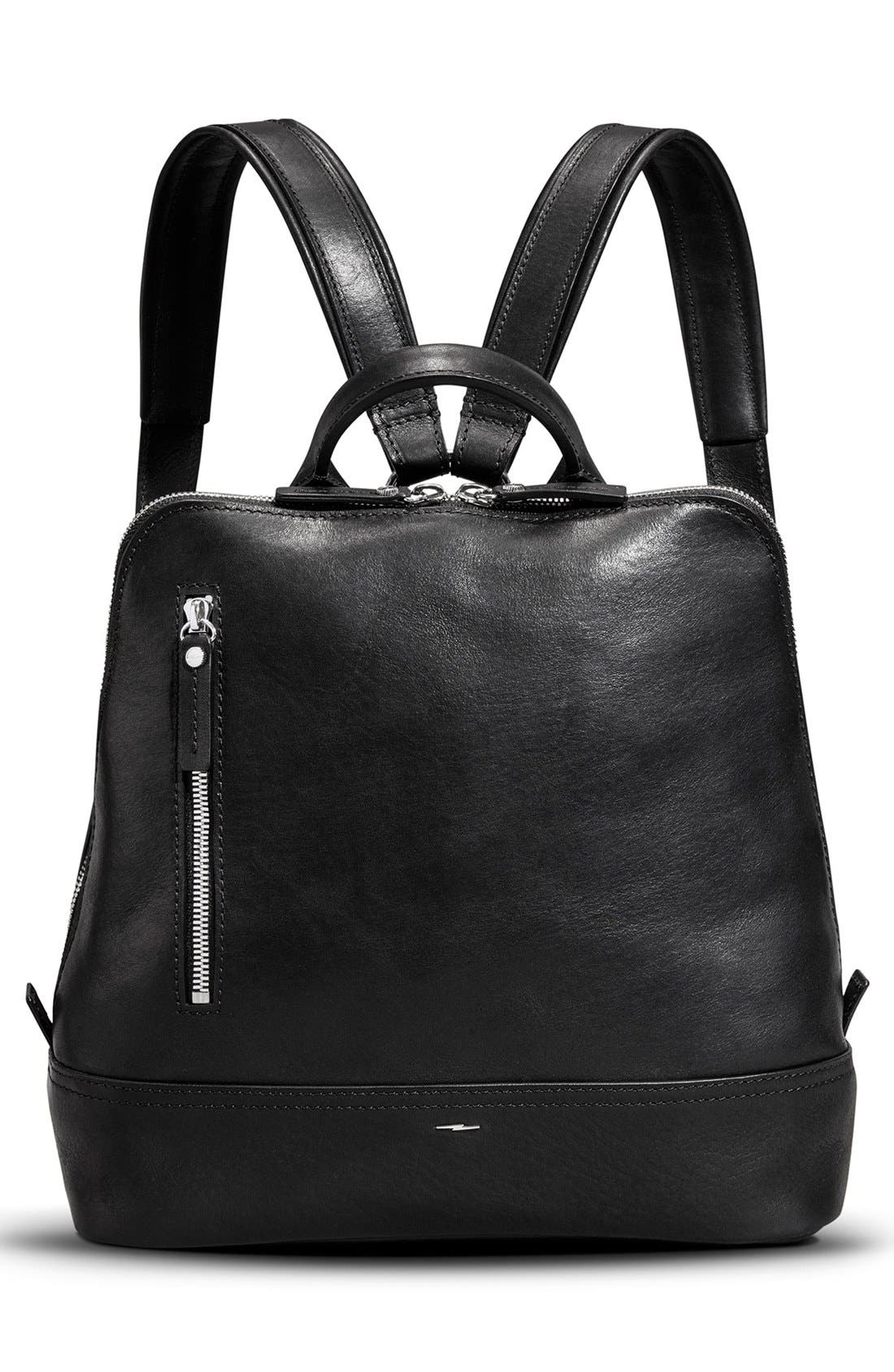Shinola 'Mini Zip' Backpack