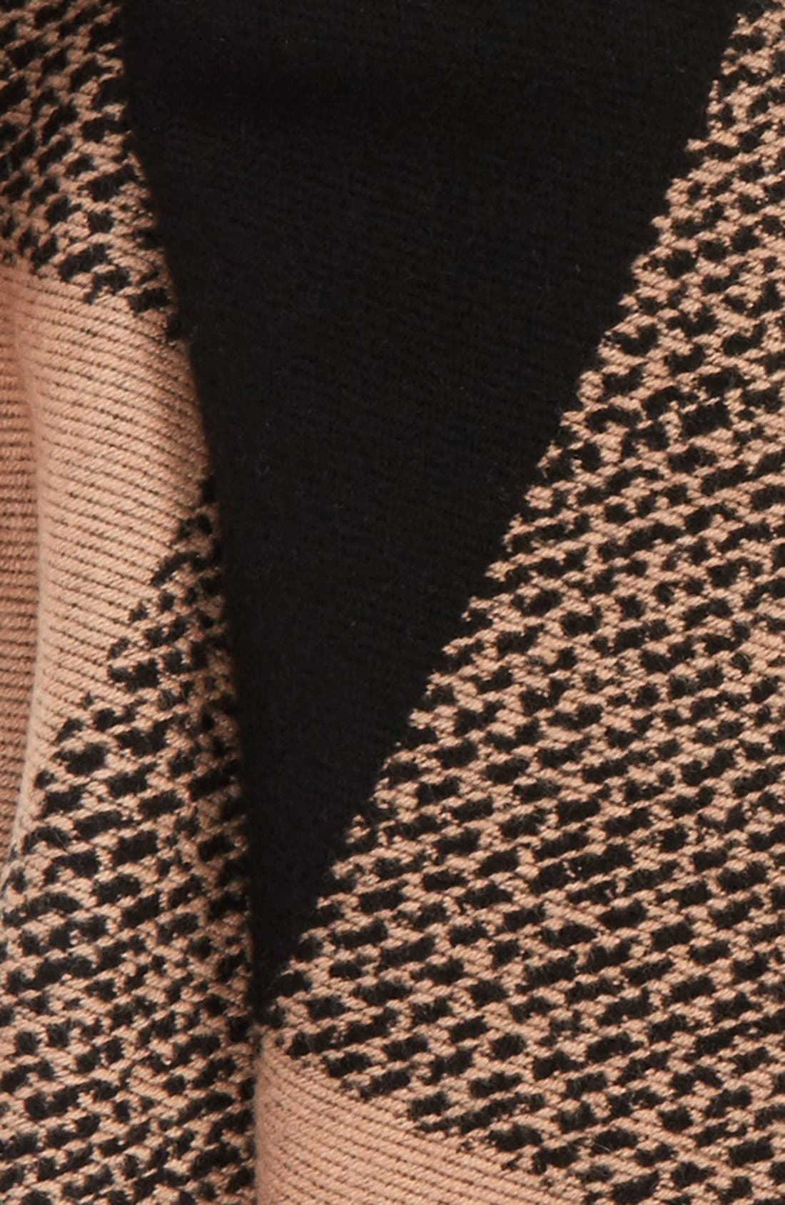 Alternate Image 3  - Burberry Check Print Cashmere Scarf