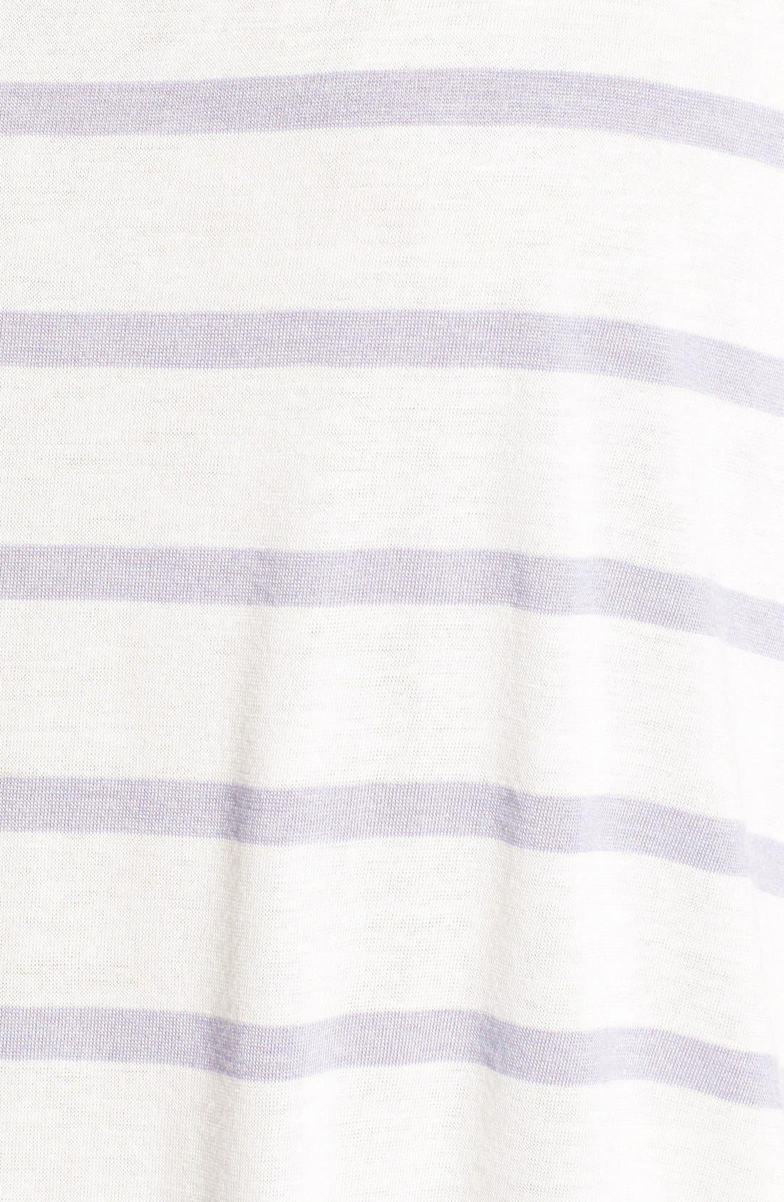 Alternate Image 5  - Billabong 'Change the World' Stripe Long Sleeve Tee
