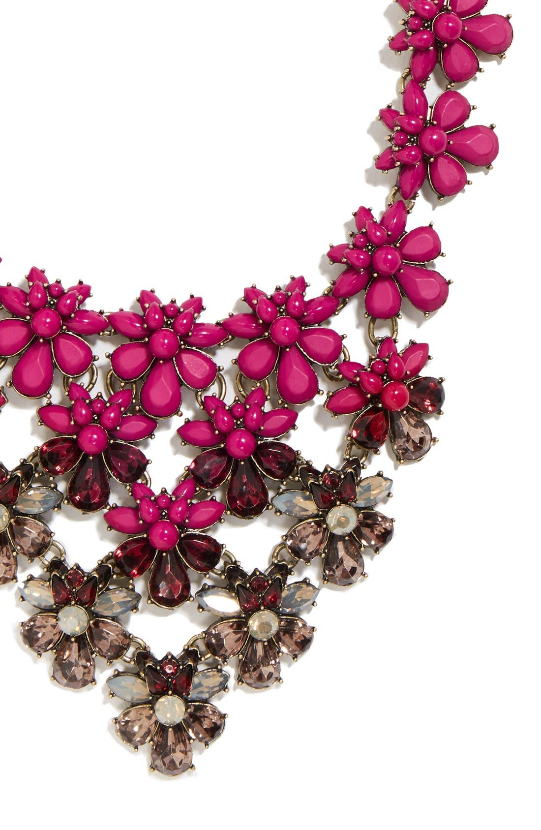 Alternate Image 2  - BaubleBar 'Anthena' Bib Necklace